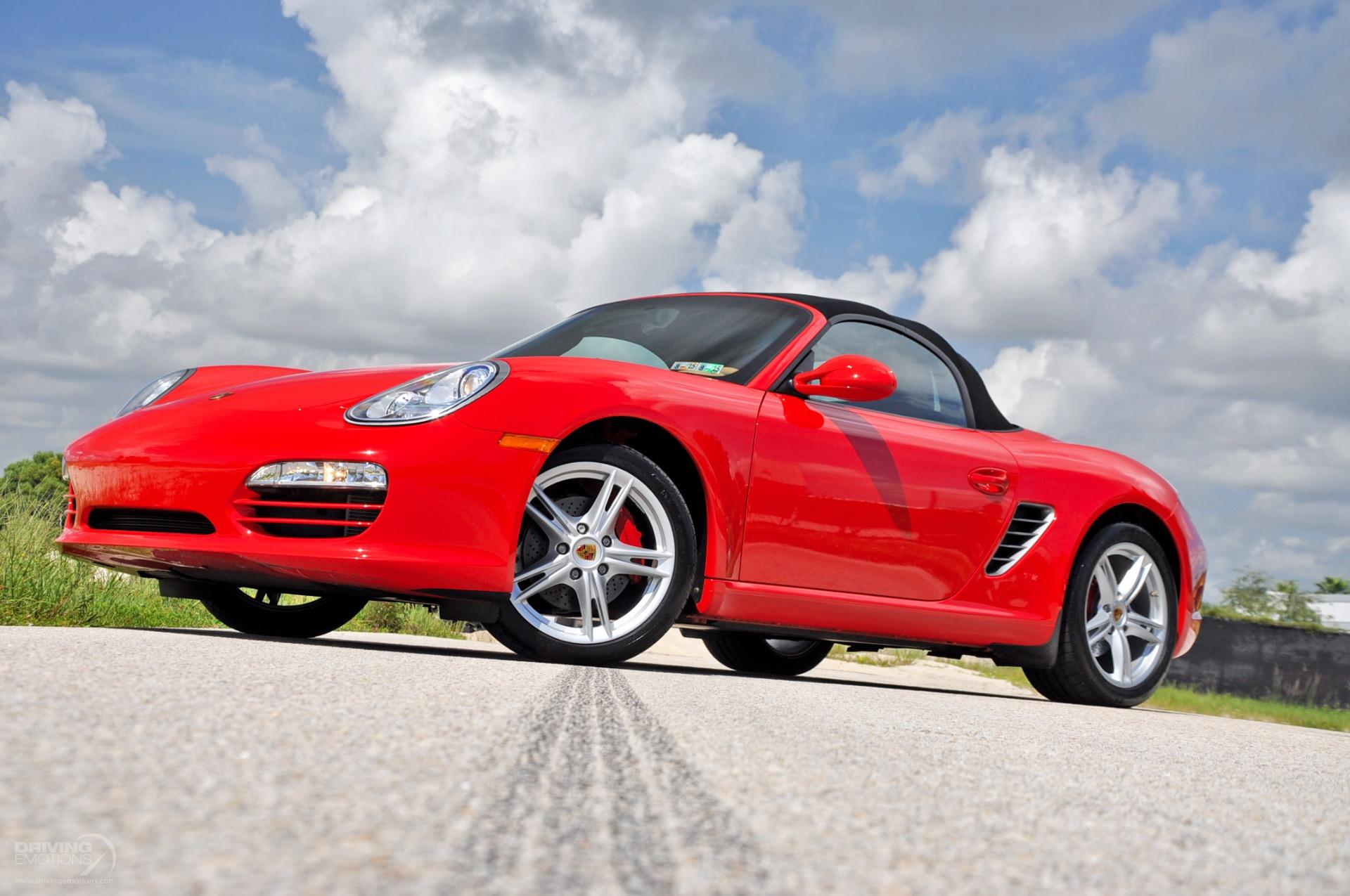 2009 porsche boxster stock 5816 for sale near lake park fl fl porsche dealer. Black Bedroom Furniture Sets. Home Design Ideas