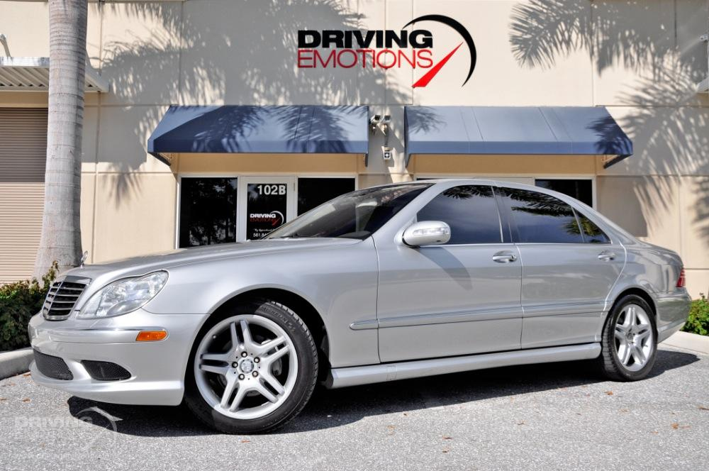 2006 Mercedes Benz S500 S500 Amg Sport Package Stock