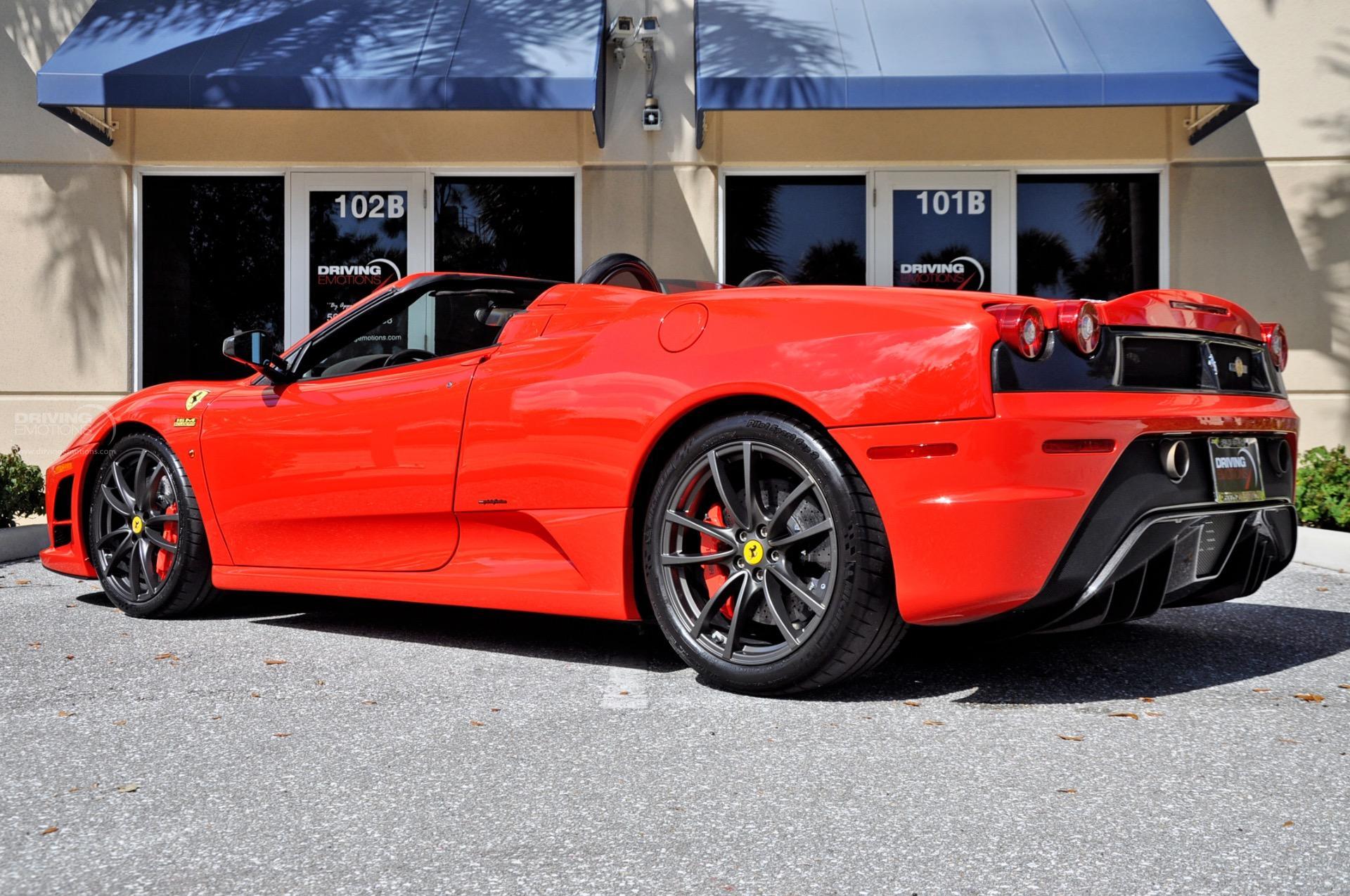 Used Ferraris For Sale >> 2009 Ferrari F430 Scuderia Spider 16M Scuderia Spider 16M Stock # 5825 for sale near Lake Park ...
