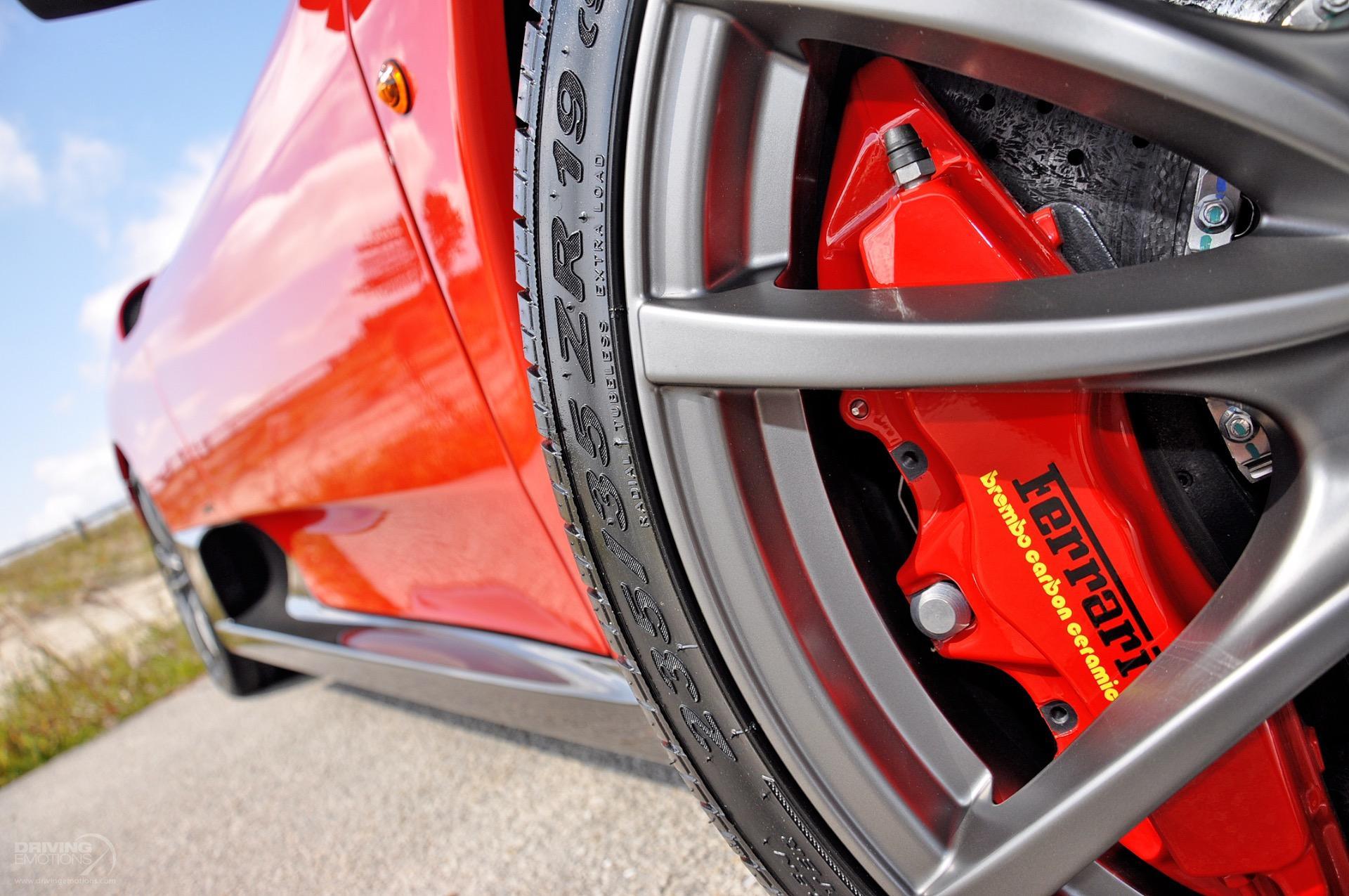 Ferrari 430 Scuderia Spider 16M laptimes, specs, performance data ...