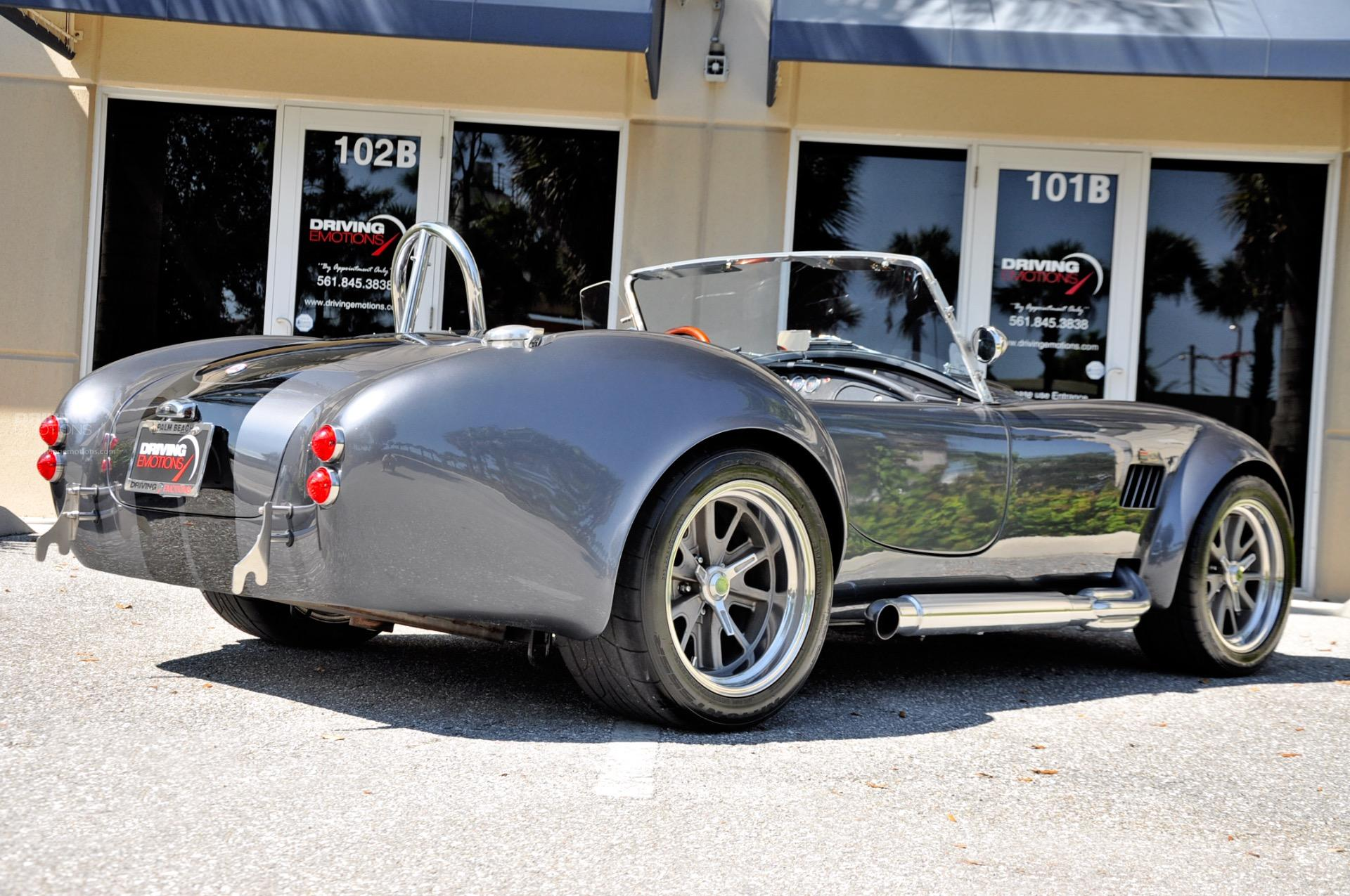 1965 Backdraft Racing Shelby Cobra Roadster Replica