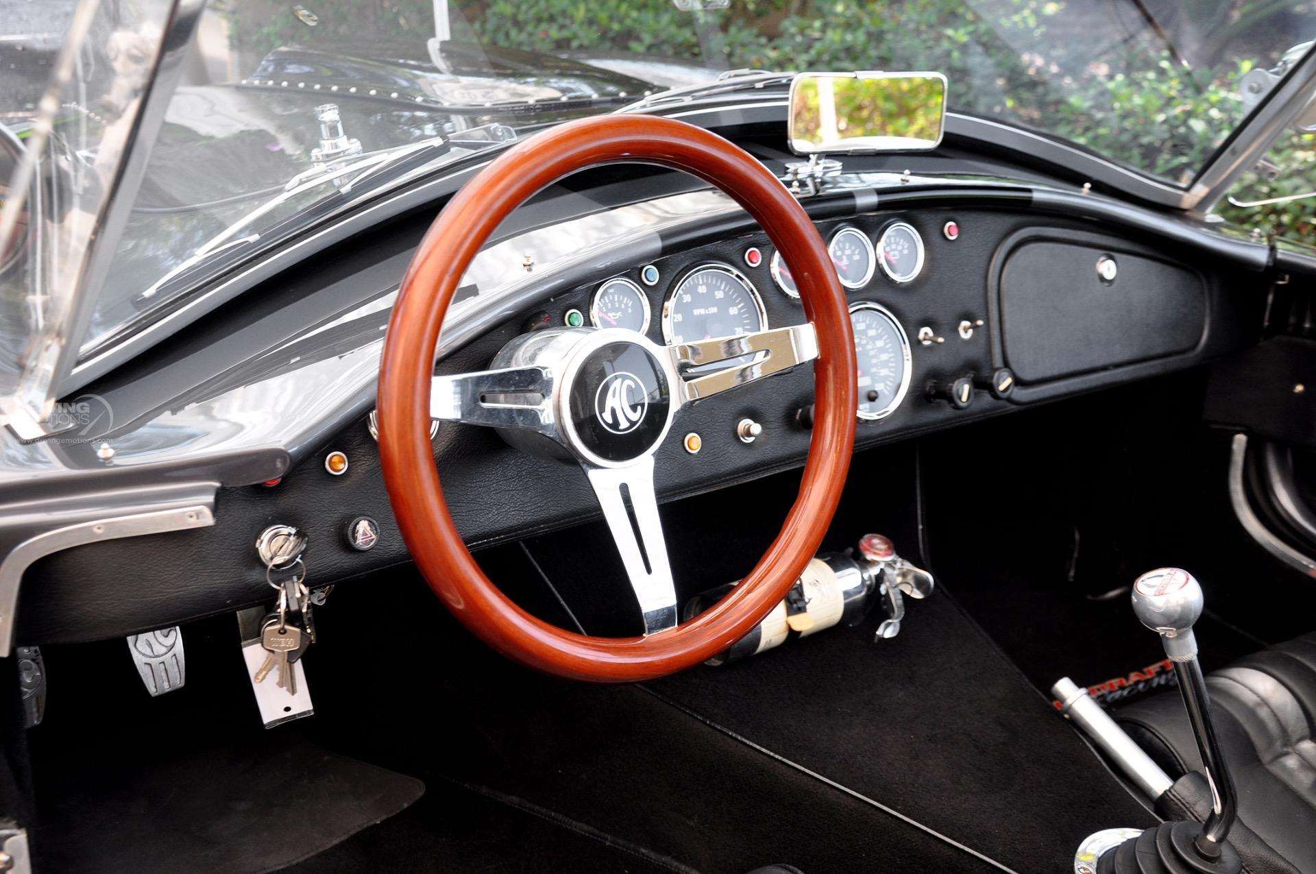 1965 Backdraft Racing Shelby Cobra Roadster Replica Roadster