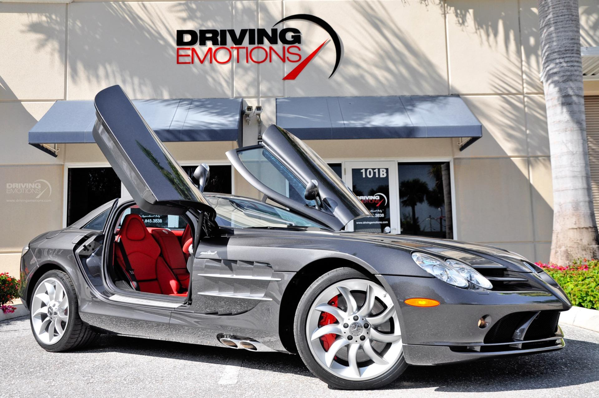 2006 Mercedes Benz Slr Mclaren Slr Mclaren Stock 5833 For Sale