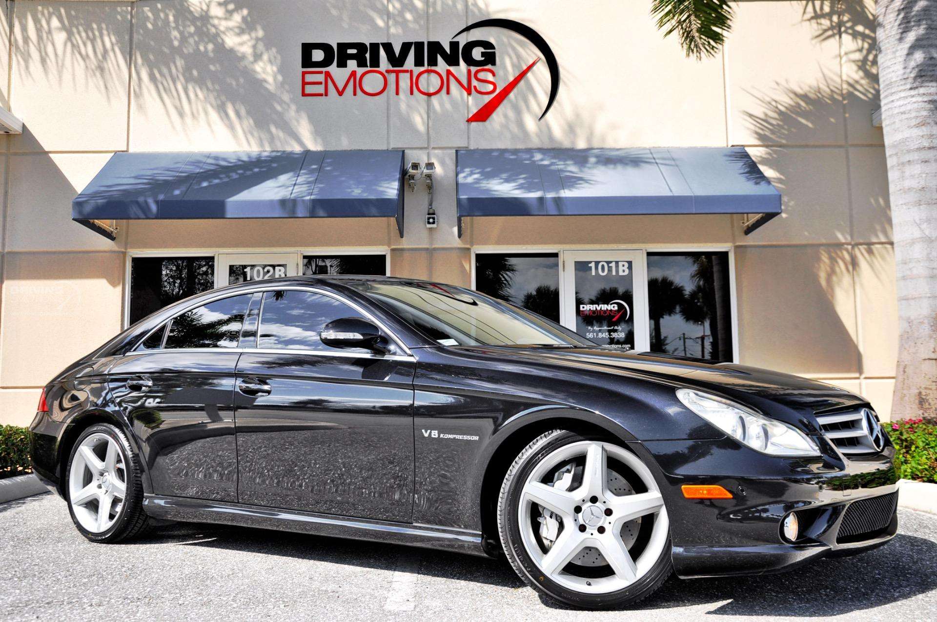 Used 2006 Mercedes Benz Cls55 Amg Lake Park Fl