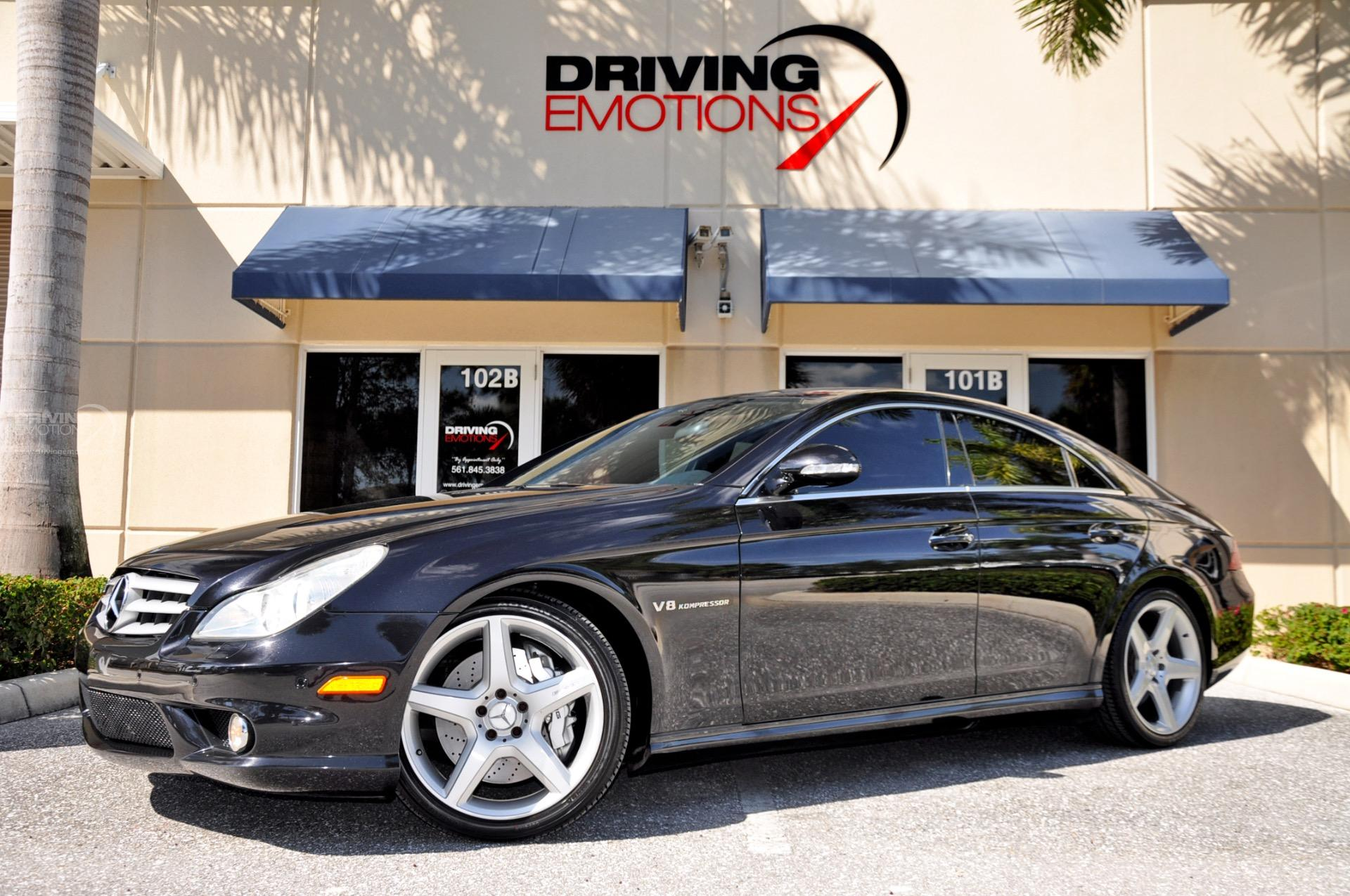 2006 MercedesBenz CLS55 AMG CLS55 AMG Stock  5859 for sale near