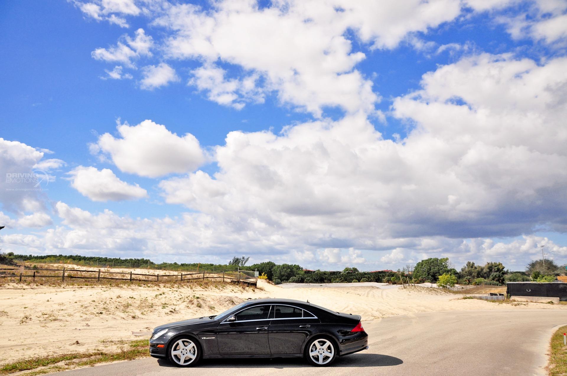 2006 Mercedes-Benz CLS55 AMG CLS55 AMG Stock # 5859 for sale near Lake Park, FL | FL Mercedes ...