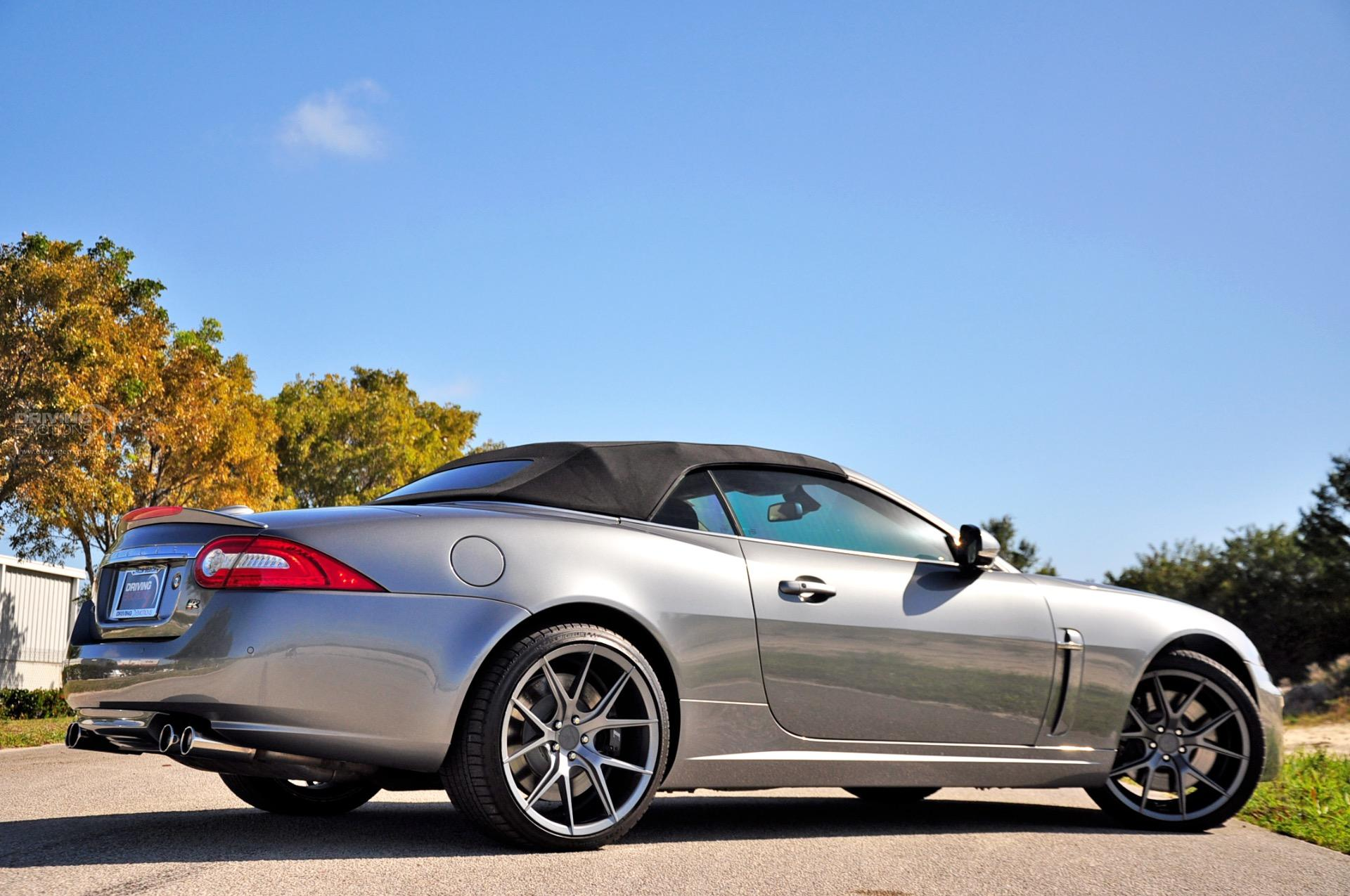 2010 Jaguar XKR Convertible XKR Stock # 5839 for sale near