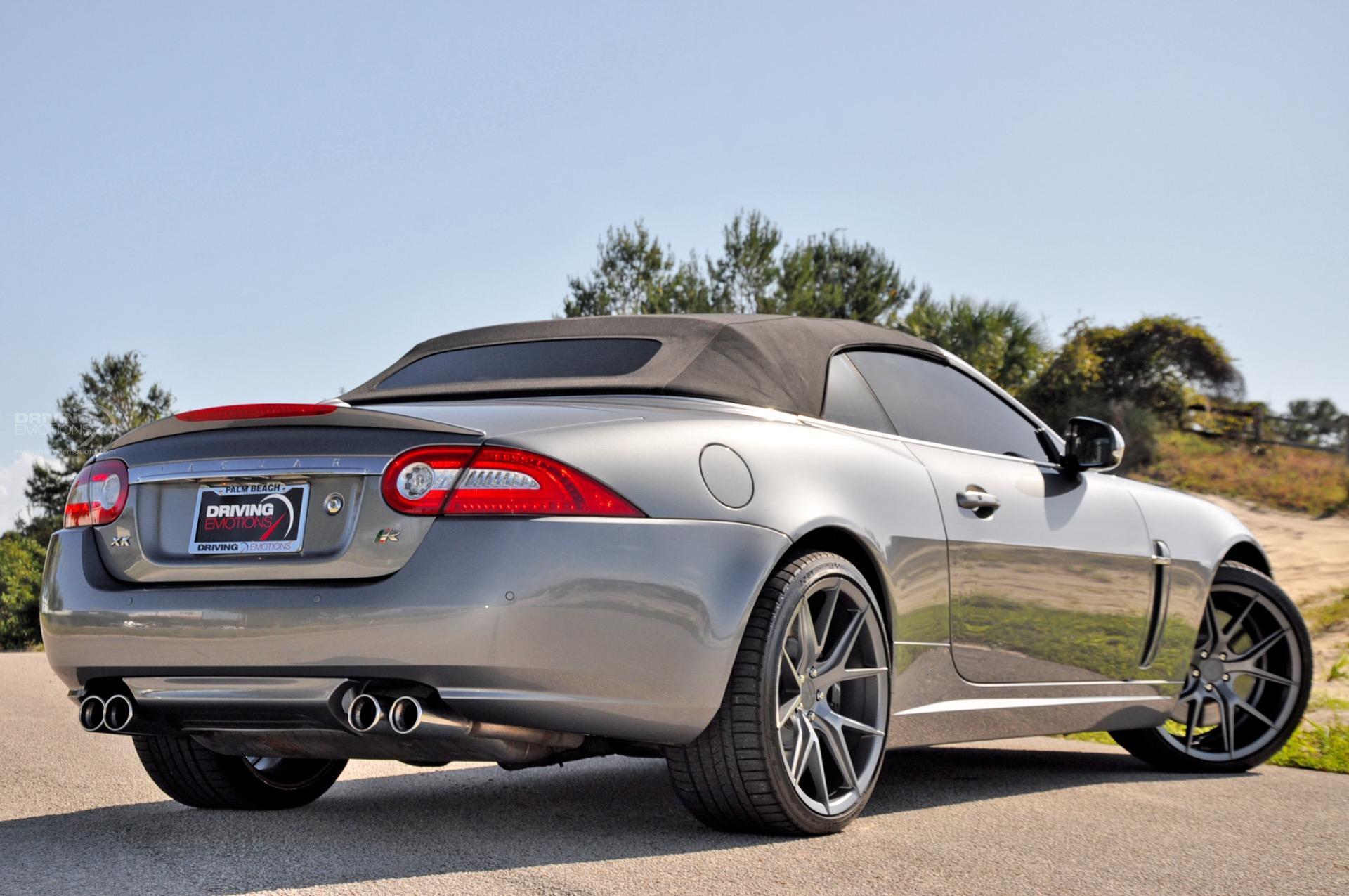 convertible facelift generation xkr db jaguar f