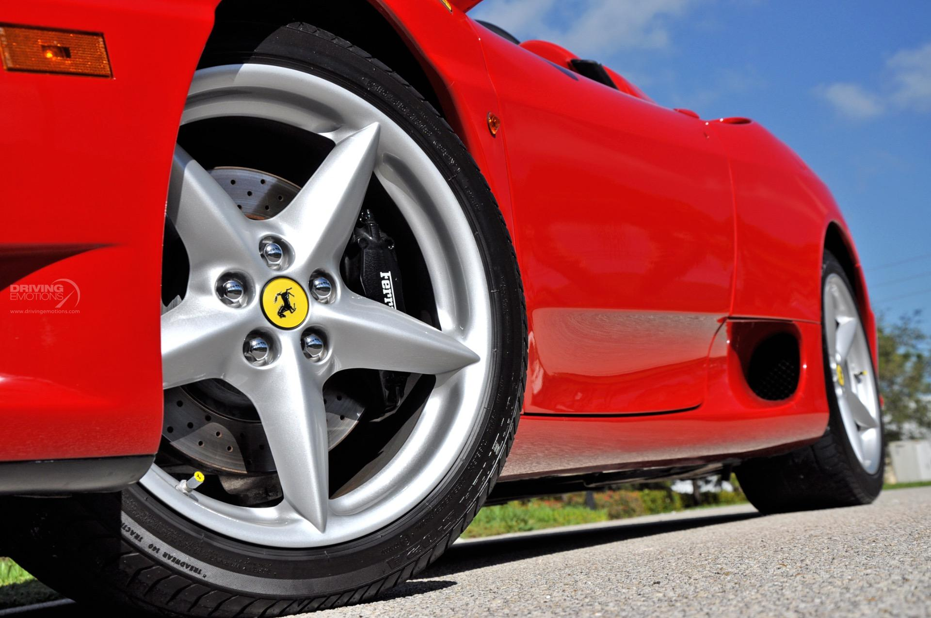Used 2004 Ferrari 360 Spider  | Lake Park, FL