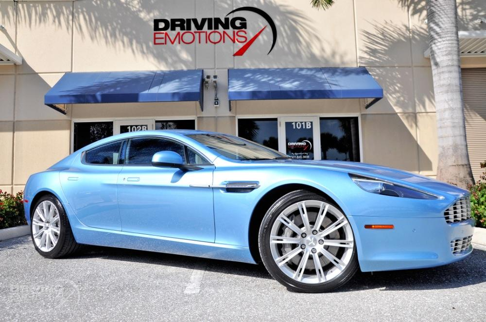 Aston Martin Rapide Stock For Sale Near Lake Park FL - Aston martin dealership florida