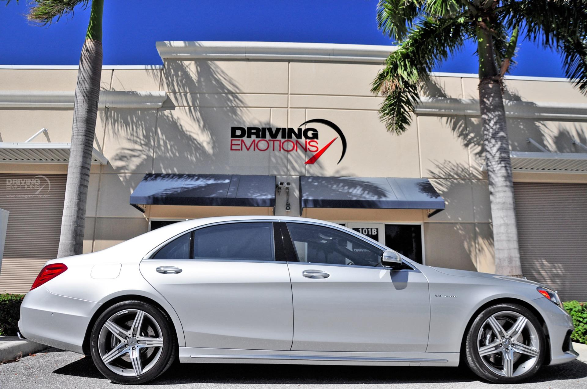 2014 mercedes benz s63 amg s63 amg stock 5858 for sale for Florida mercedes benz