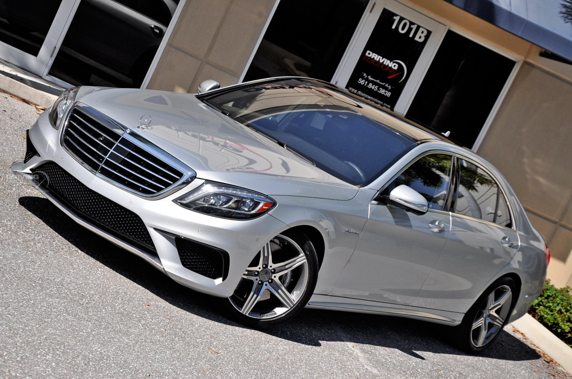 2014 Mercedes Benz S63 Amg S63 Amg Stock 5858 For Sale