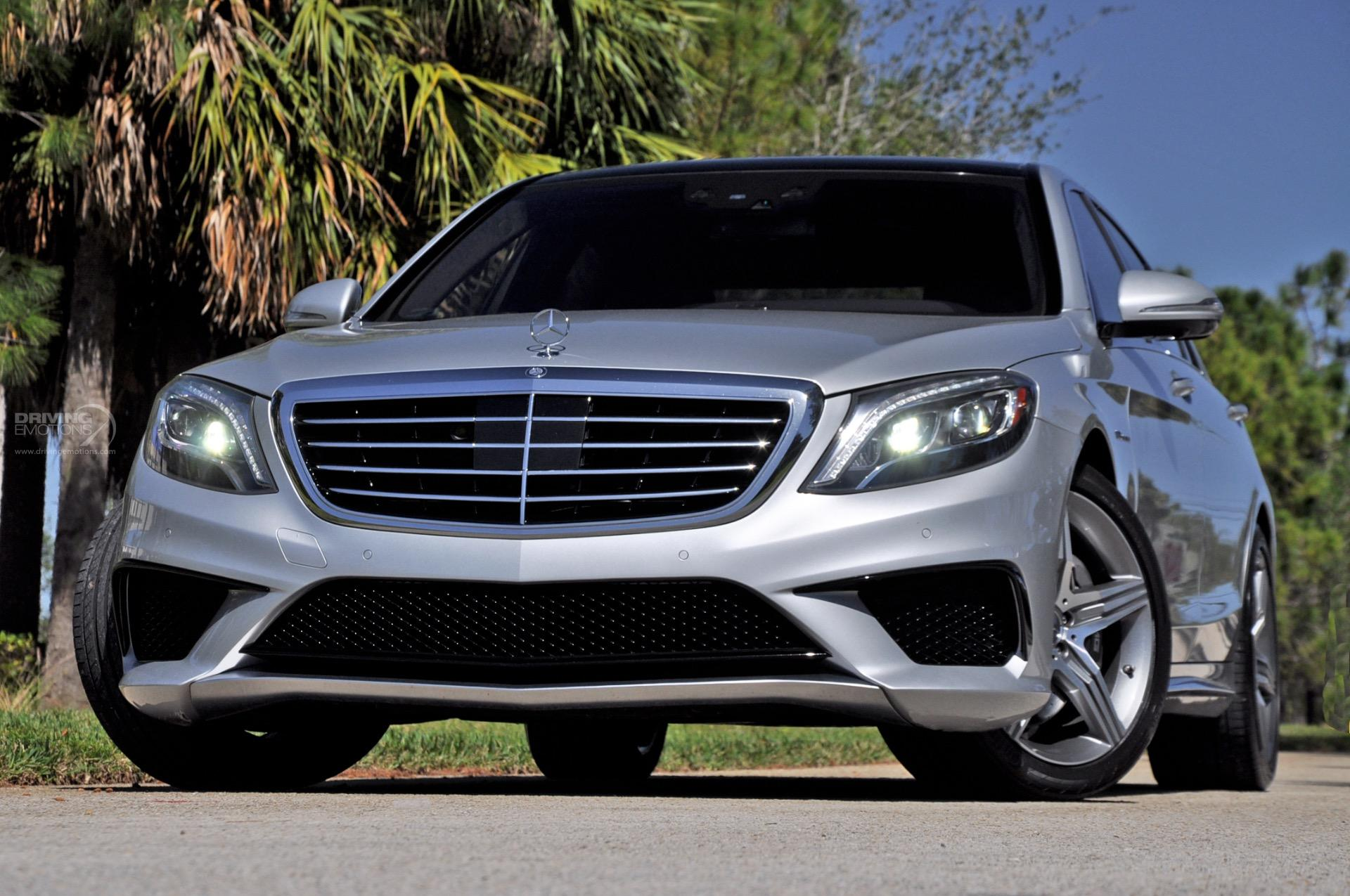 2014 mercedes benz s63 amg s63 amg stock 5858 for sale for Mercedes benz dealers south florida