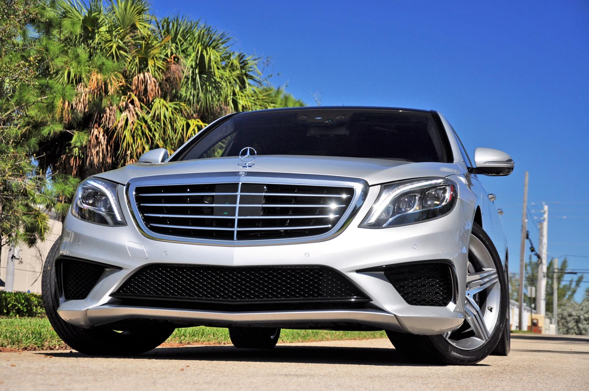 2014 mercedes benz s63 amg s63 amg stock 5858 for sale for Mercedes benz dealers in florida