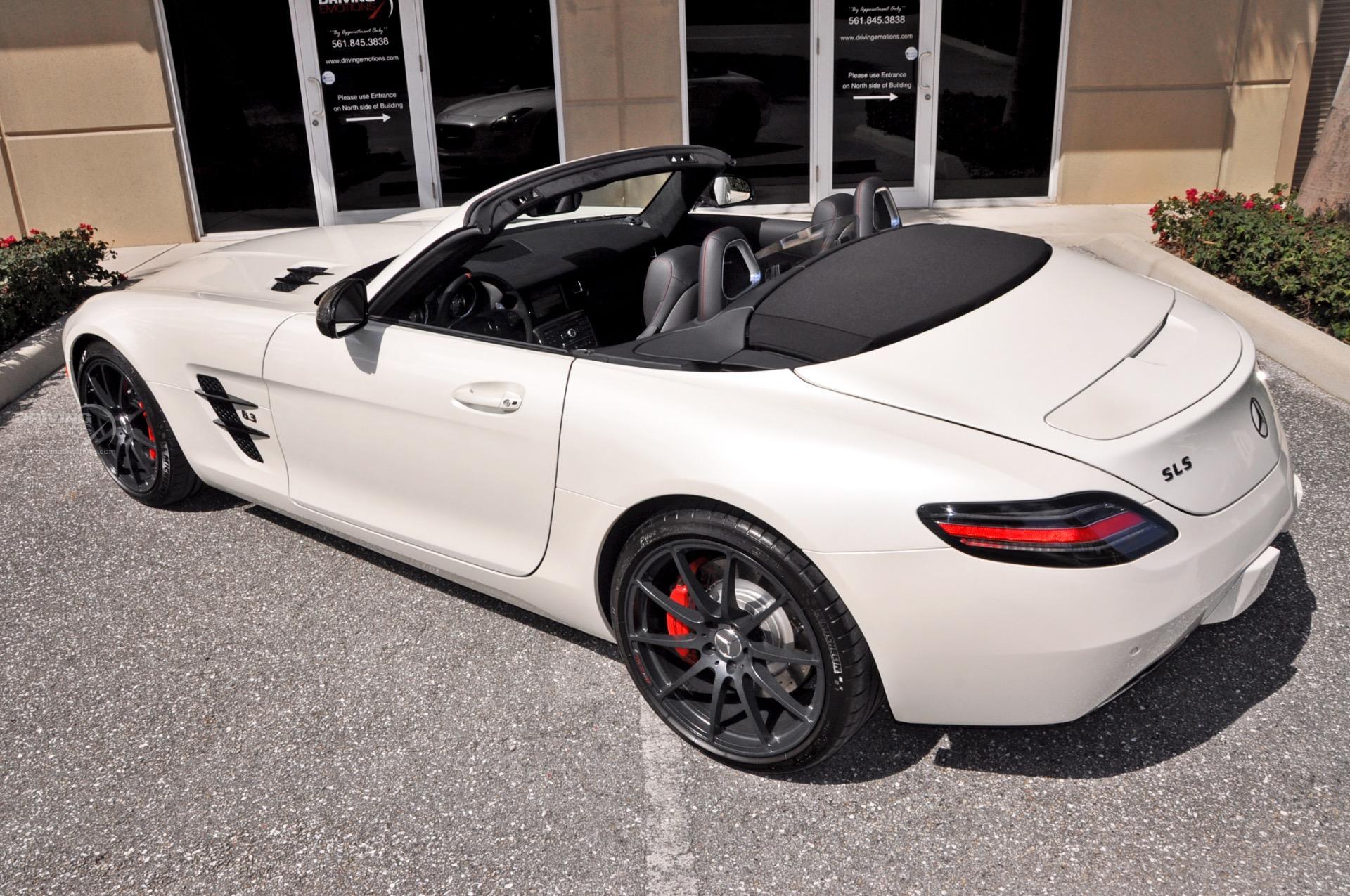2014 mercedes benz sls amg gt roadster weistec supercharged sls amg gt roadster stock 5861 for. Black Bedroom Furniture Sets. Home Design Ideas