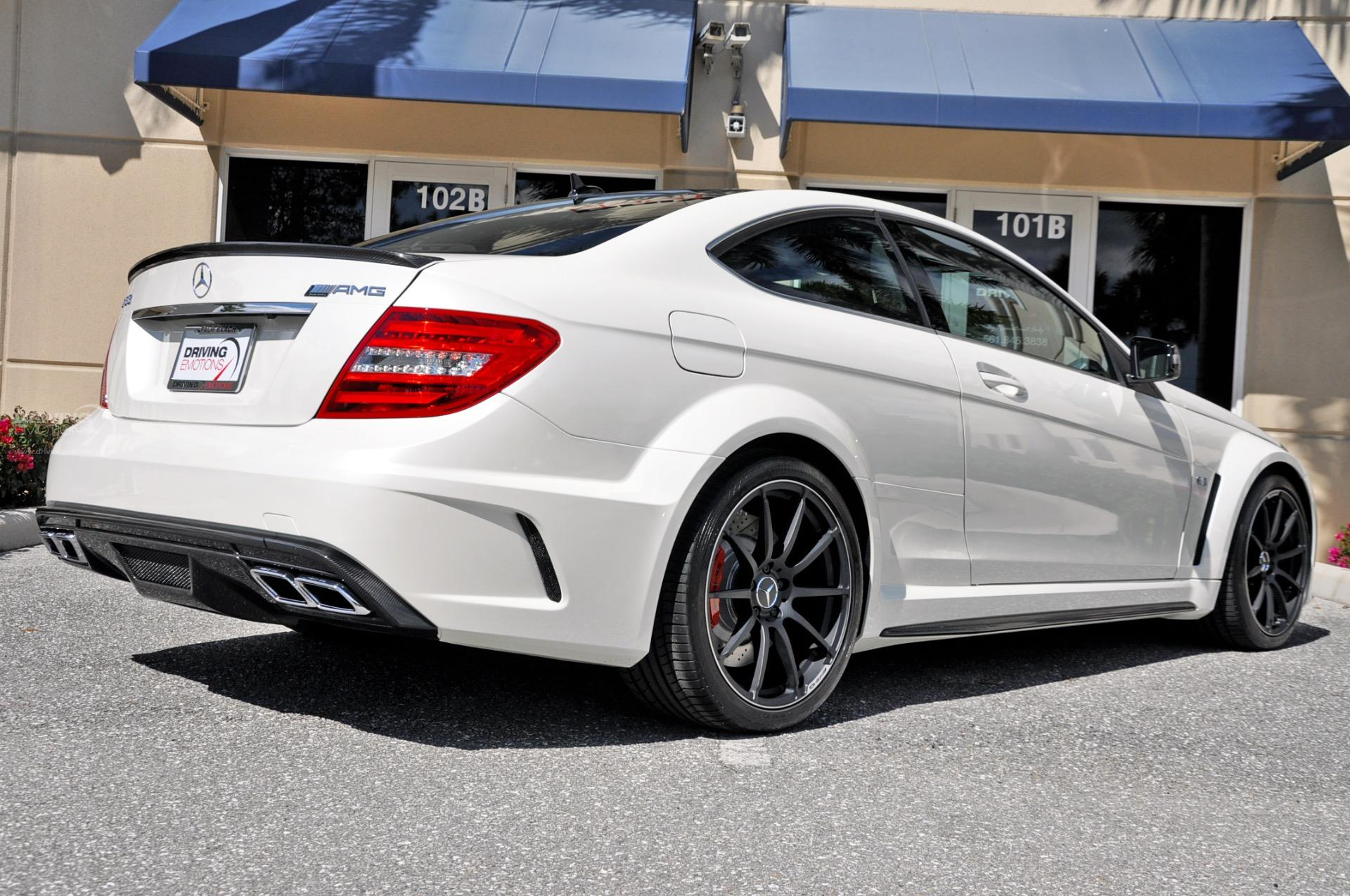 2013 mercedes benz c63 amg black series c63 amg black for Mercedes benz dealers in florida