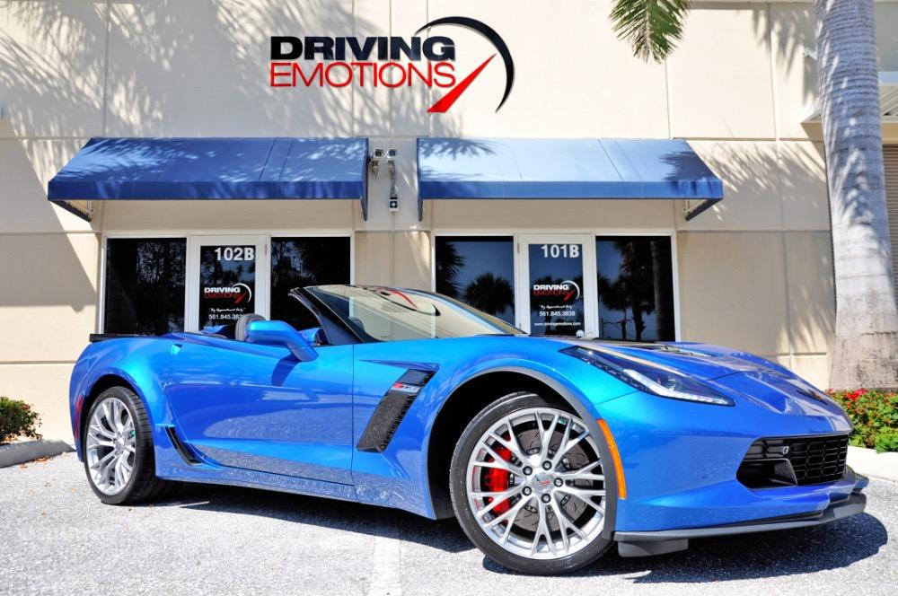 Used 2016 Chevrolet Corvette Z06 Convertible Lake Park Fl