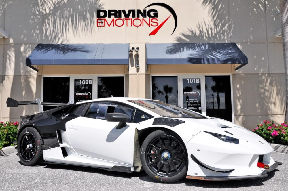 2015 lamborghini huracan lp620 2 super trofeo super trofeo race car stock 5869 for sale near. Black Bedroom Furniture Sets. Home Design Ideas