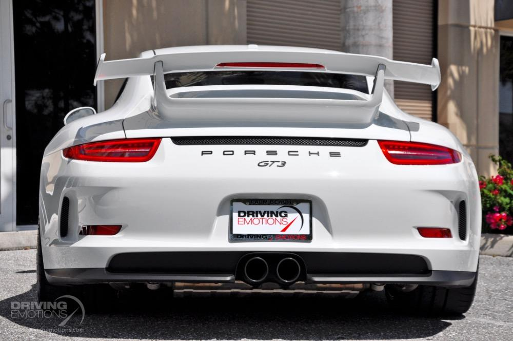 2014 porsche 911 gt3 gt3 stock 5878 for sale near lake. Black Bedroom Furniture Sets. Home Design Ideas