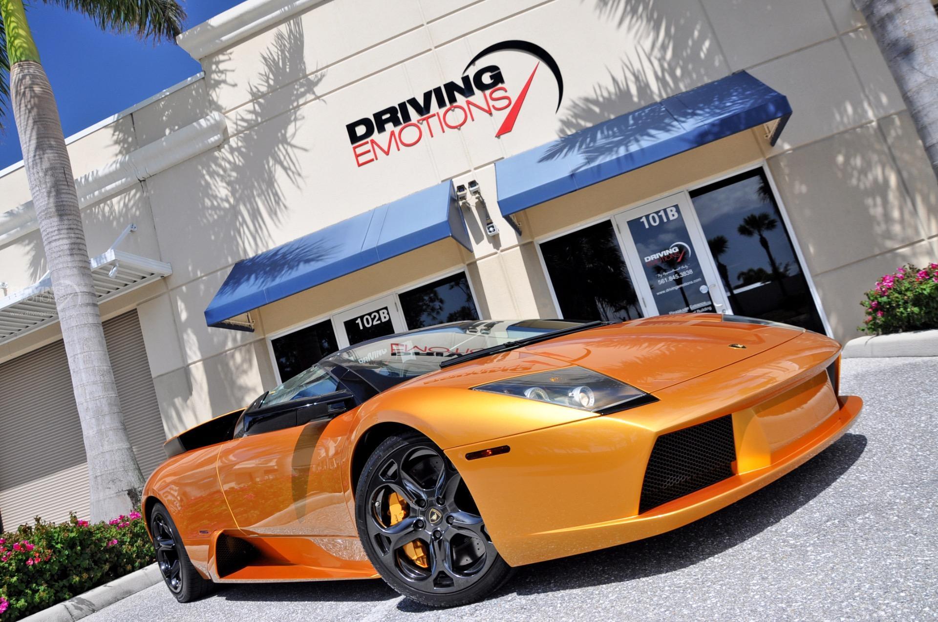 Used 2005 Lamborghini Murcielago Roadster Roadster | Lake Park, FL