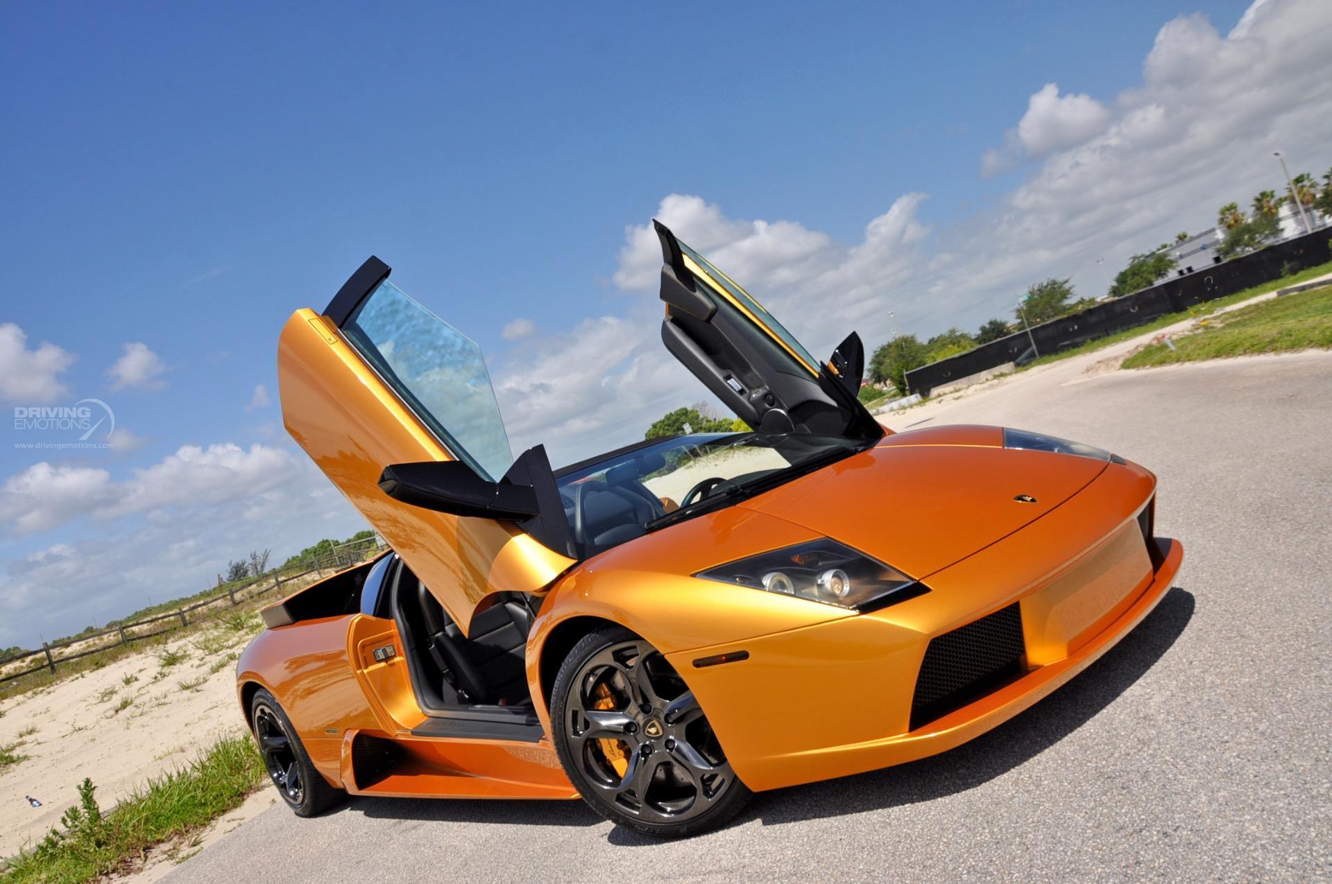 2005 Lamborghini Murcielago Roadster Roadster Stock 5884