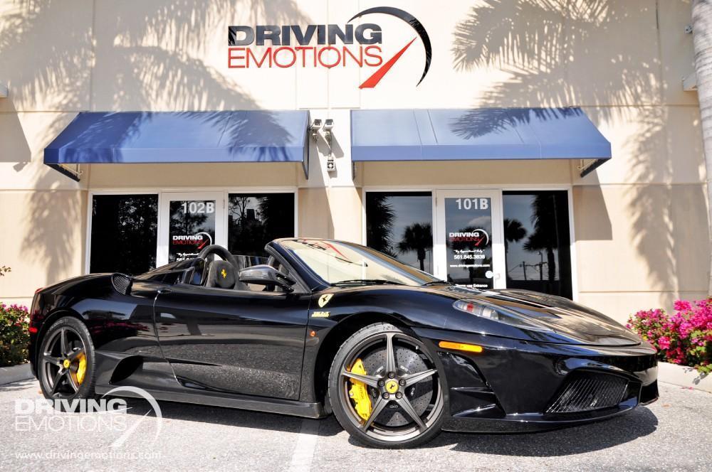 2009 Ferrari F430 Scuderia Spider 16m Stock 5654 For Sale Near