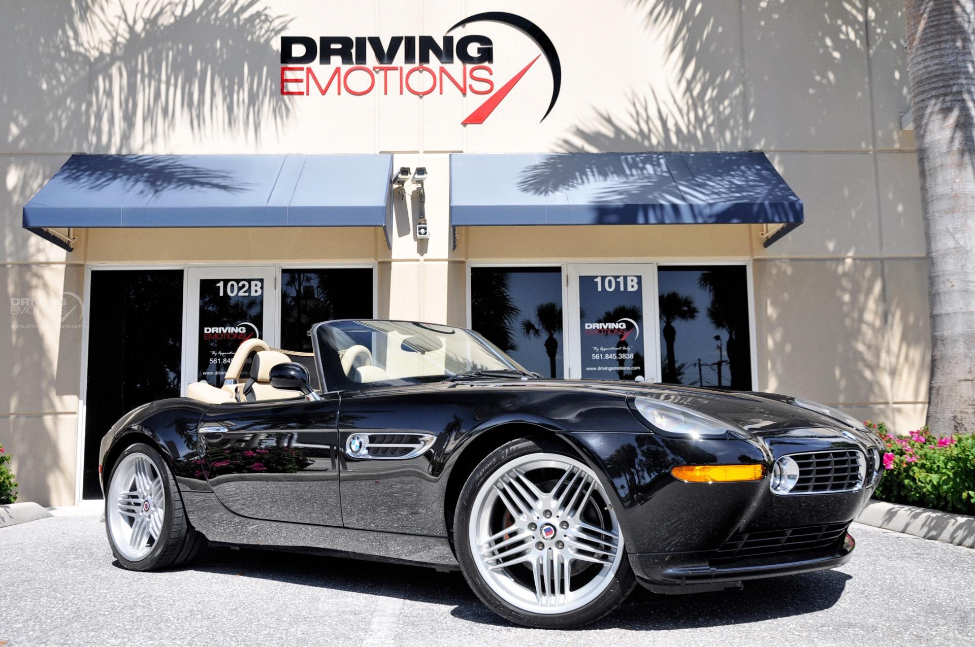 BMW Z Alpina Alpina Stock For Sale Near Lake Park FL - Bmw z8 alpina