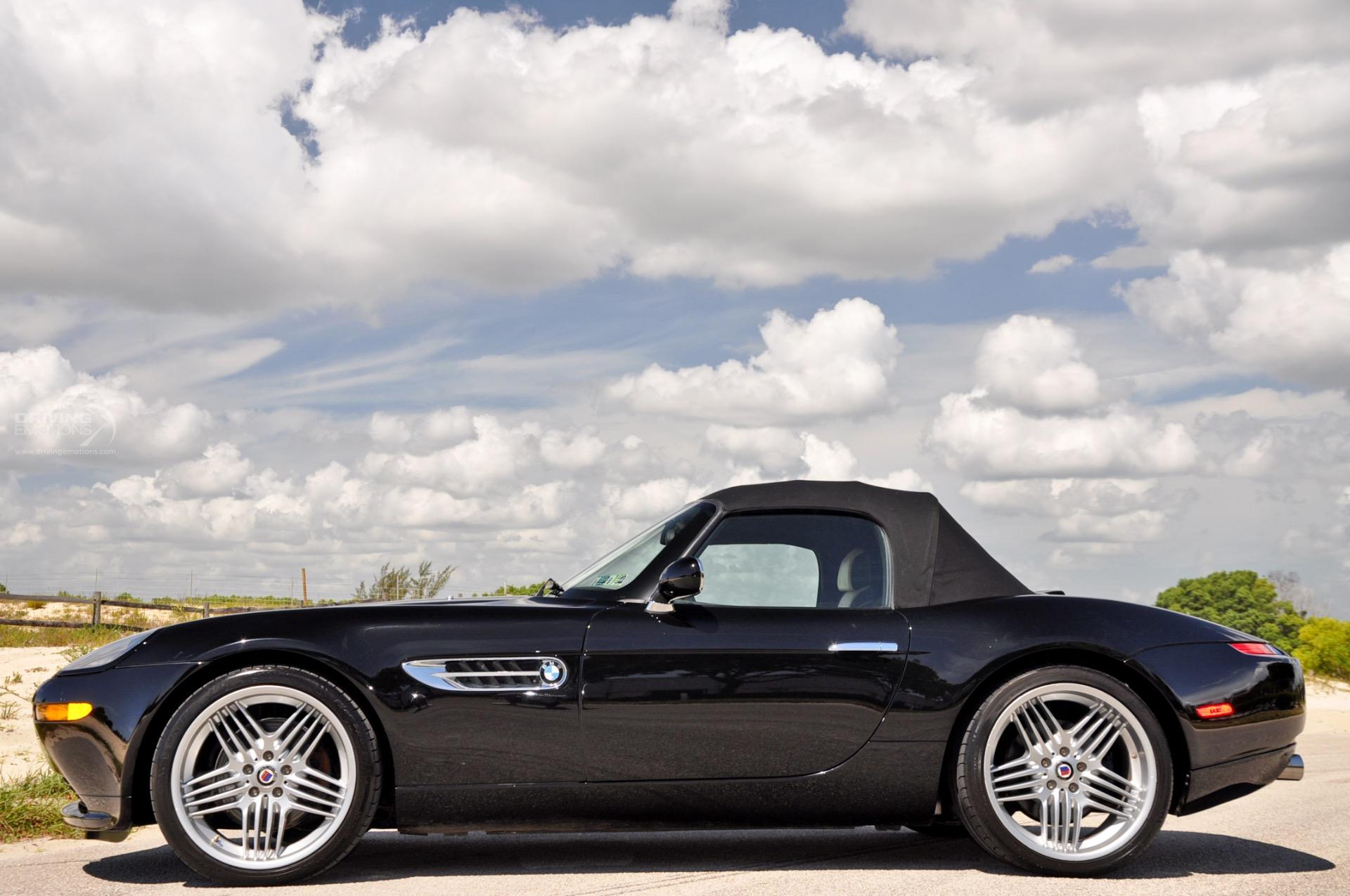 2003 Bmw Z8 Alpina Alpina Stock 5886 For Sale Near Lake