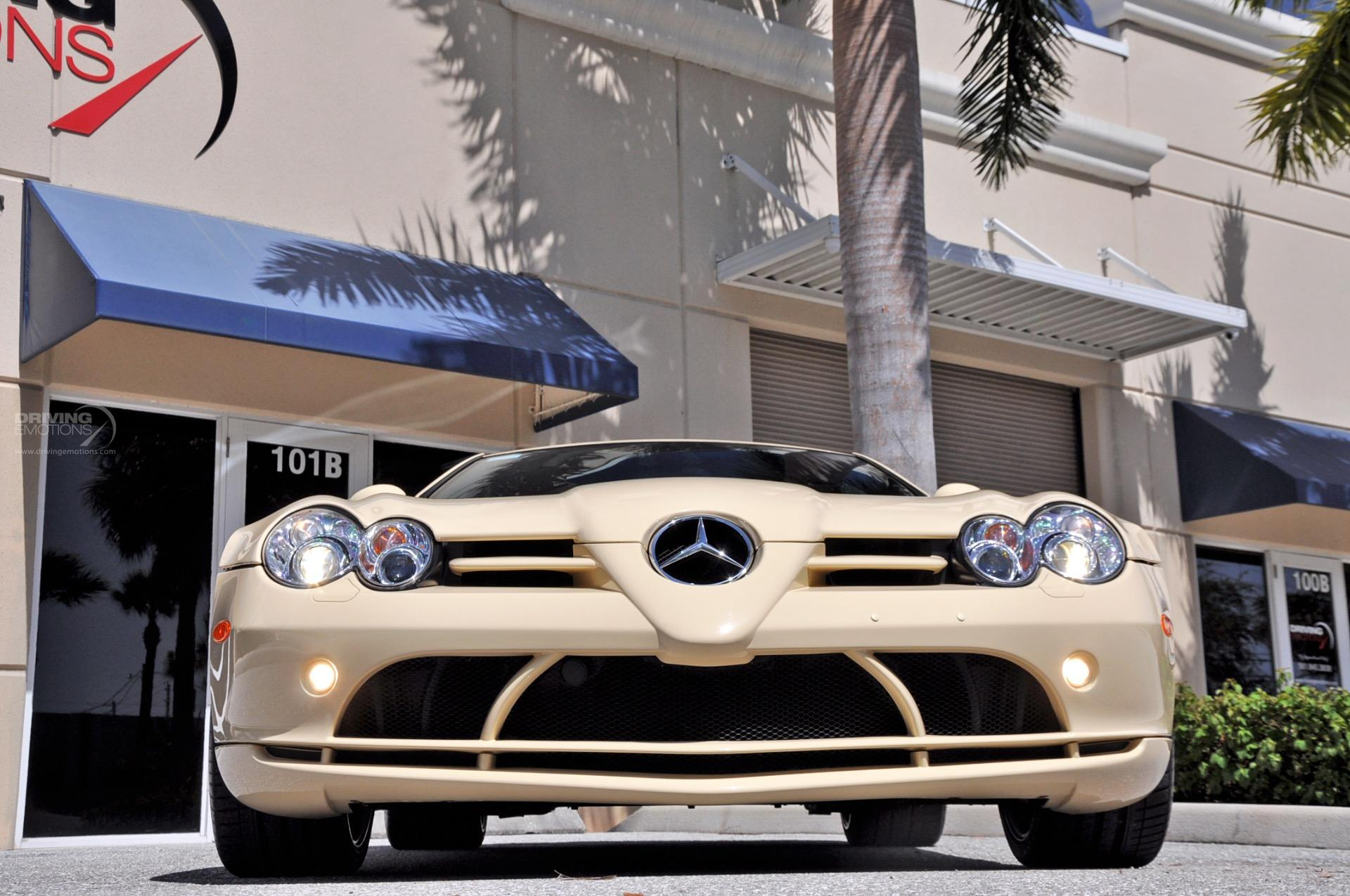 Used 2009 Mercedes-Benz SLR McLaren Roadster SLR McLaren | Lake Park, FL
