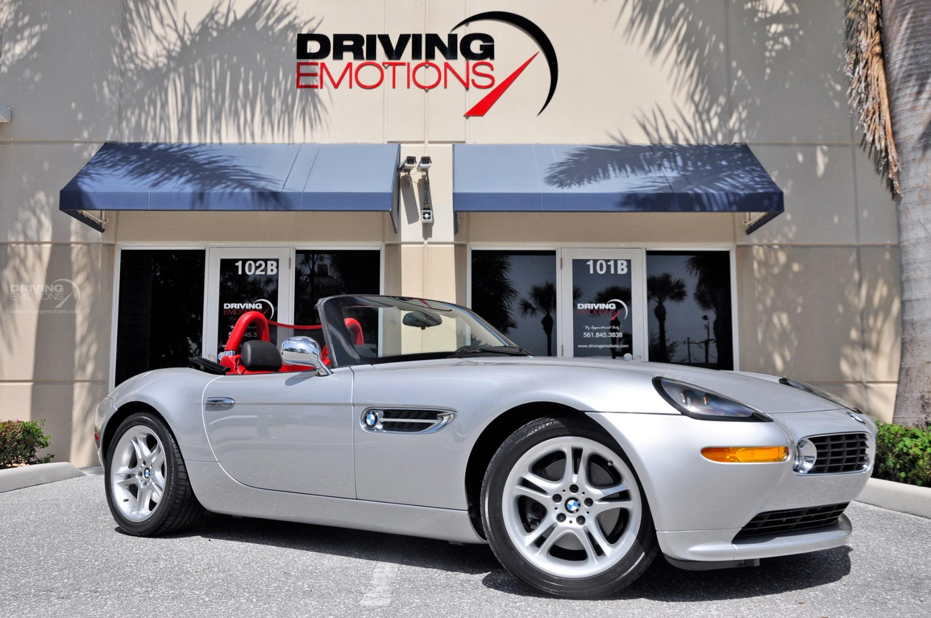 2002 bmw z8 roadster stock 5891 for sale near lake park fl fl rh drivingemotions com BMW Z4 BMW Z4