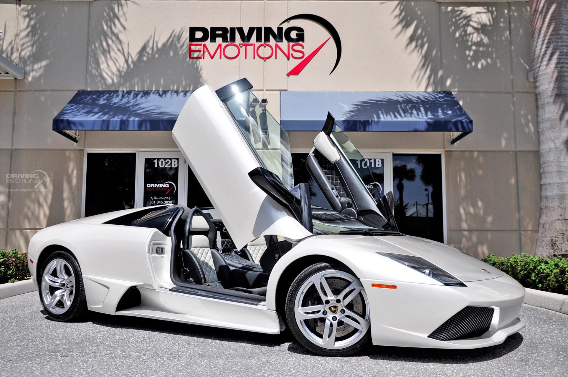 2008 Lamborghini Murcielago Lp640 Roadster Lp640 Roadster Stock
