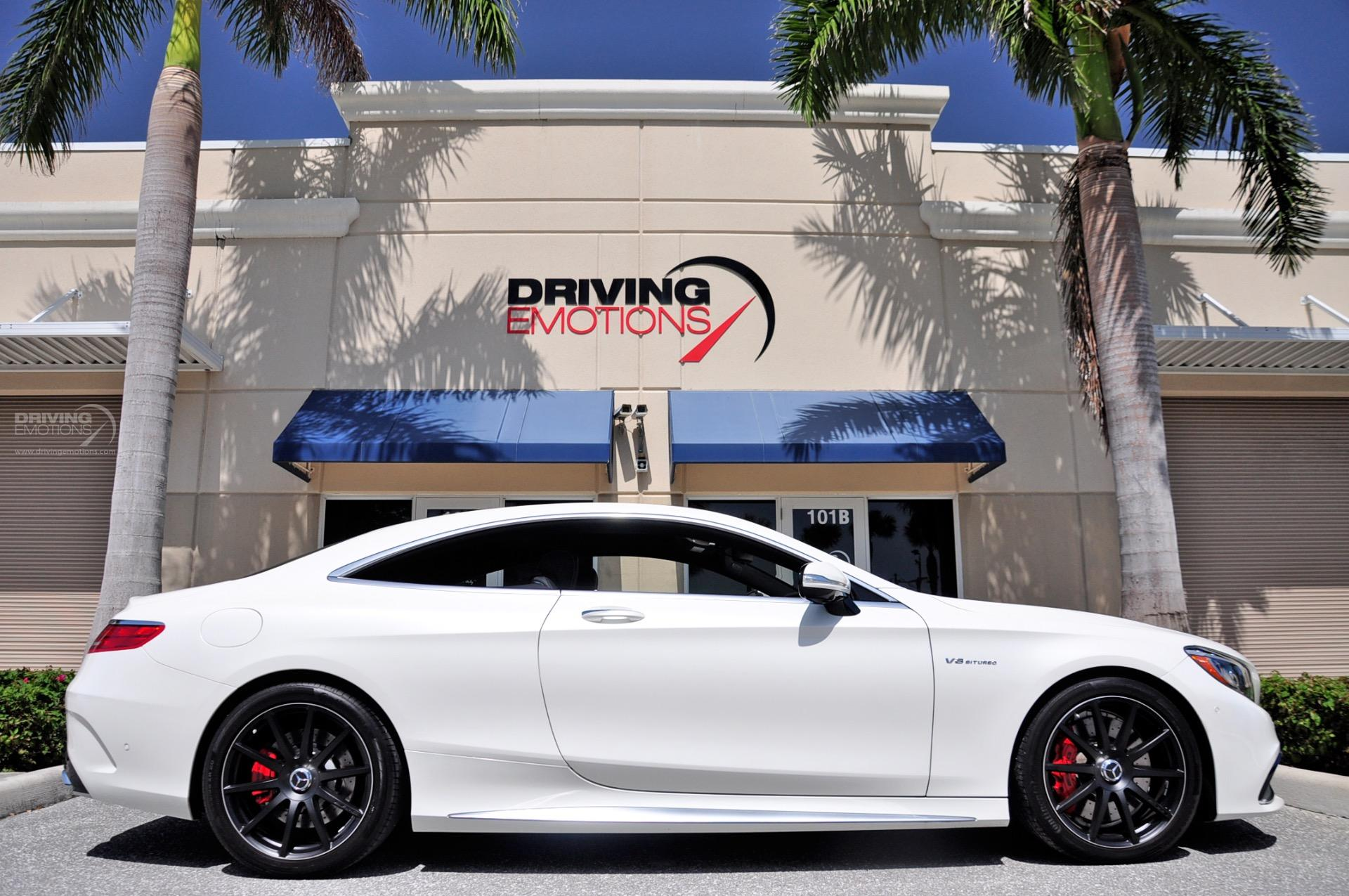 2015 Mercedes-Benz S63 AMG 4MATIC Coupe S63 AMG Stock # 5893 for ...