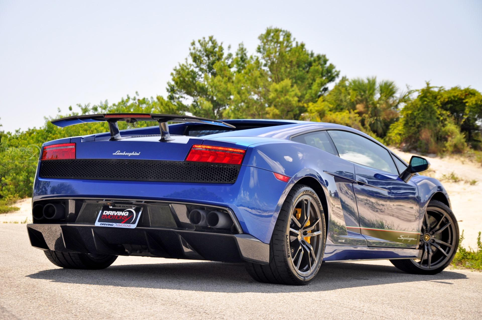 2013 Lamborghini Gallardo Lp570 4 Superleggera Lp 570 4 Superleggera Stock 5895 For Sale Near