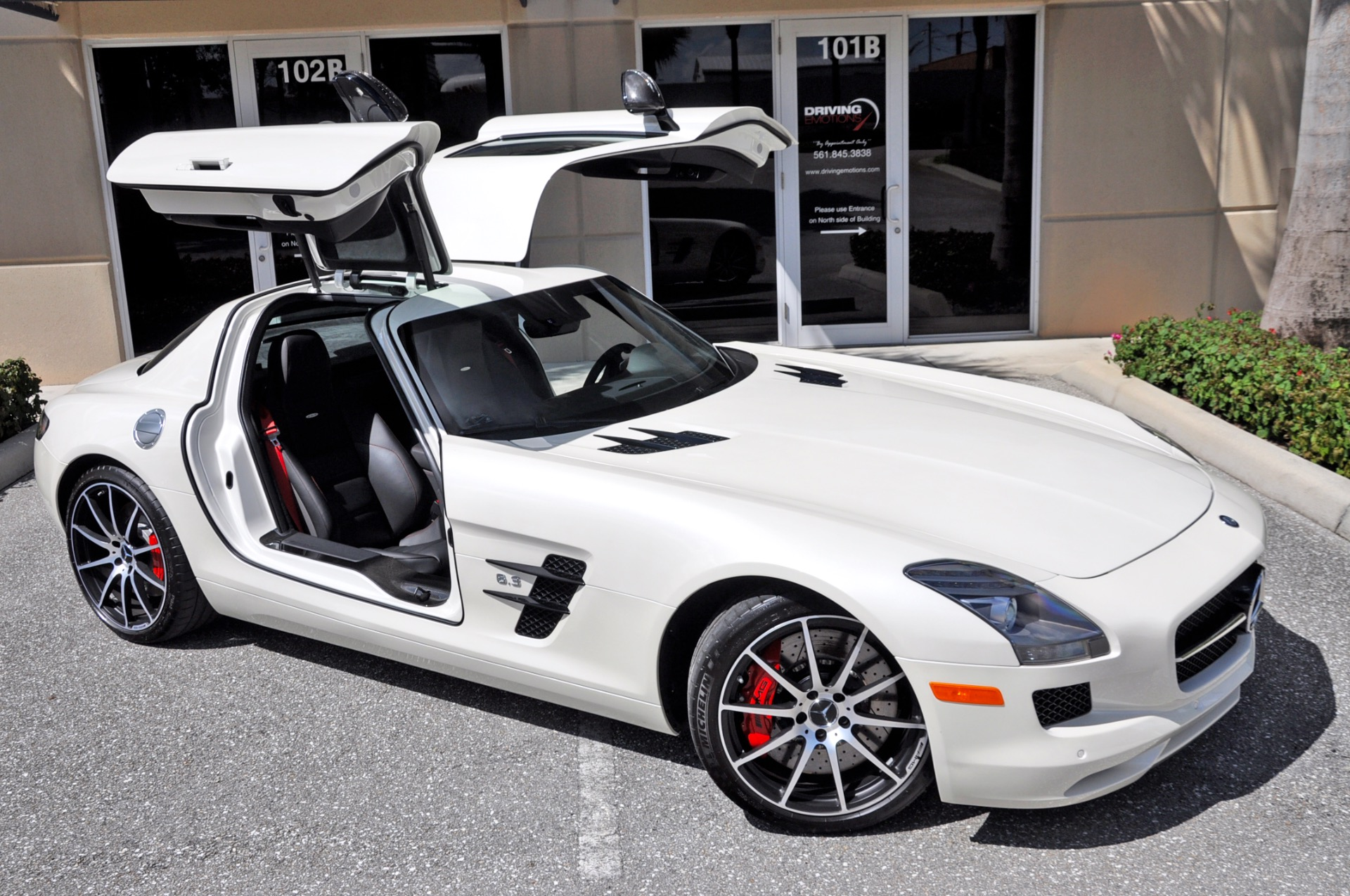 2013 Mercedes Benz Sls Amg Gt Gullwing Coupe Stock 5902 For Sale