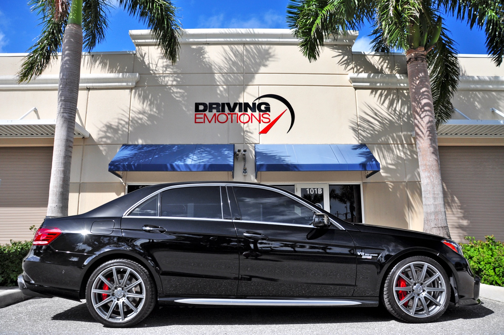 2014 mercedes benz e63 amg s renntech e63 amg s model for Mercedes benz dealers in south florida