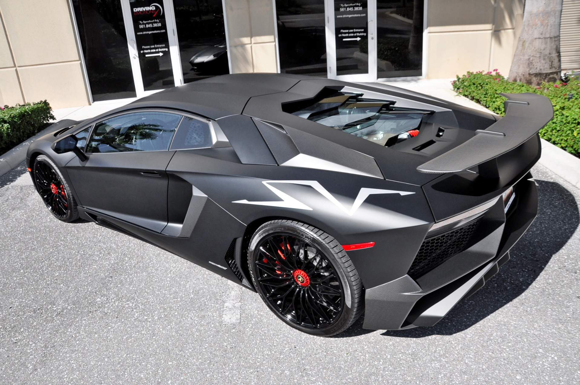 2016 Lamborghini Aventador SV LP750-4 Super Veloce LP 750