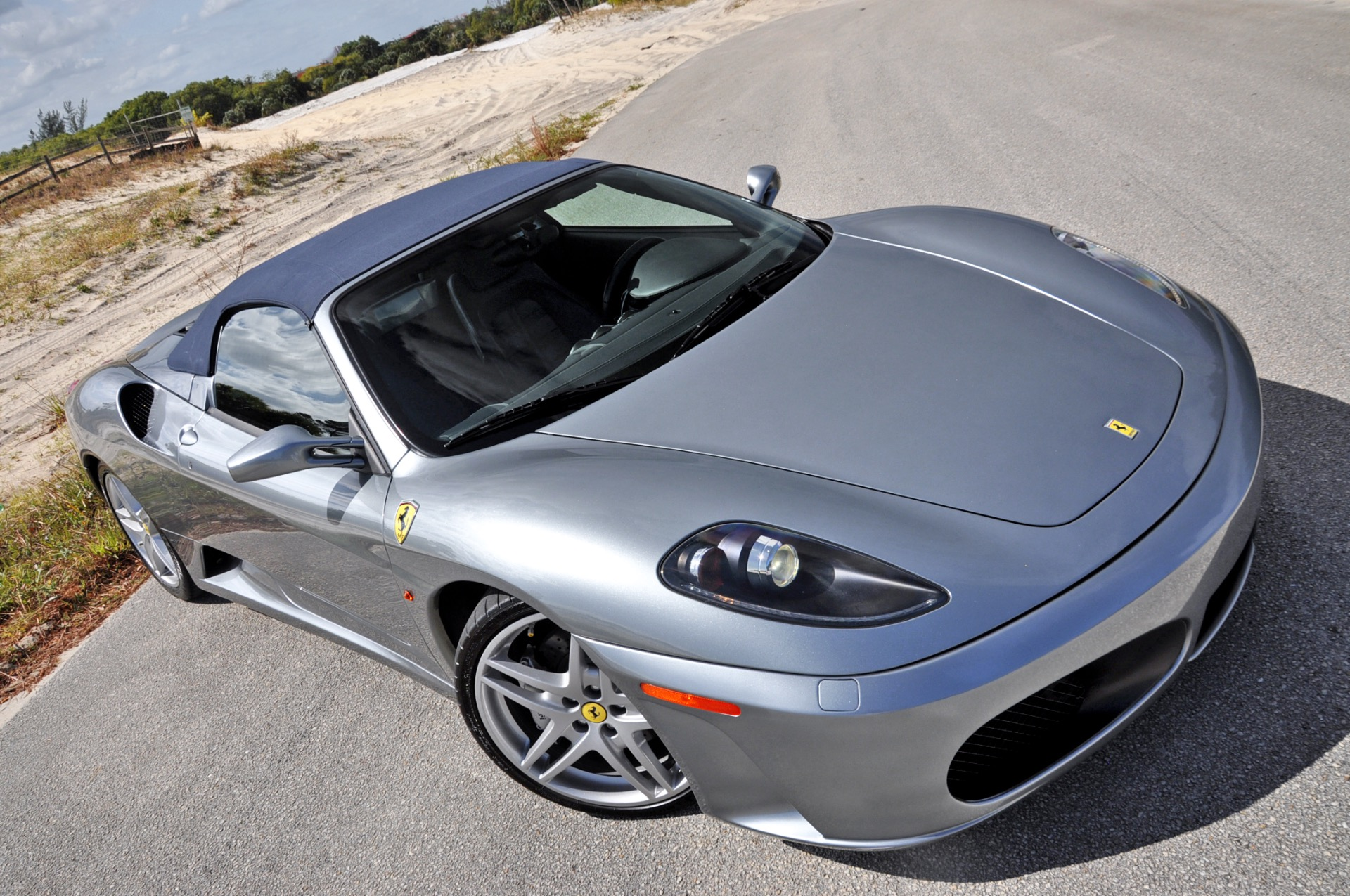 2005 ferrari f430 spider spider stock 5909 for sale near. Black Bedroom Furniture Sets. Home Design Ideas