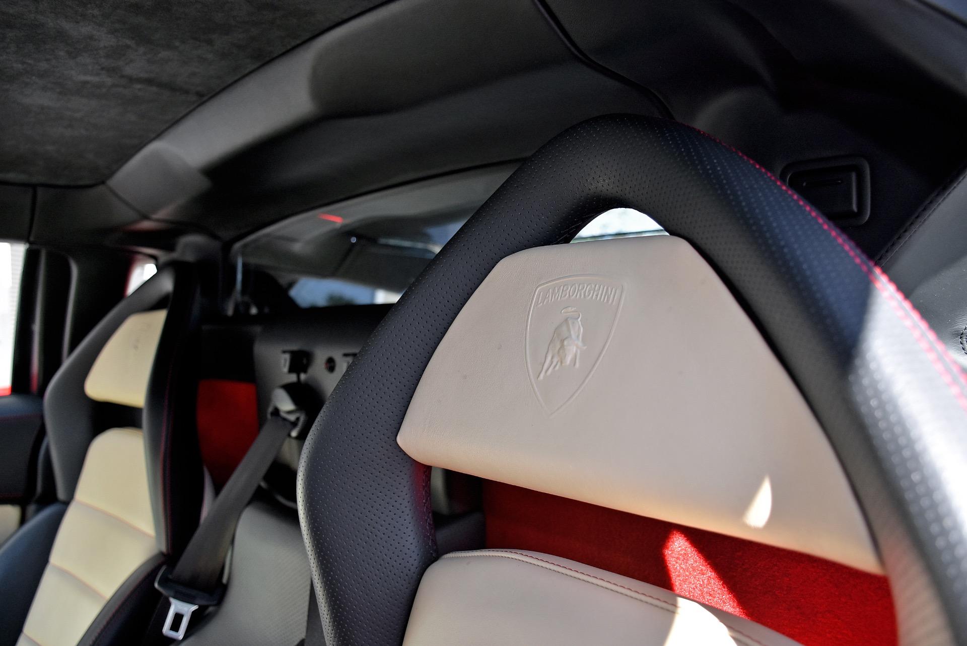 2008 Lamborghini Murcielago LP640 Coupe 2-Door: 2008 LAMBORGHINI MURCIELAGO LP640 COUPE! ROSSO VIK! E-GEAR! NAV! HERMERAS! RARE!