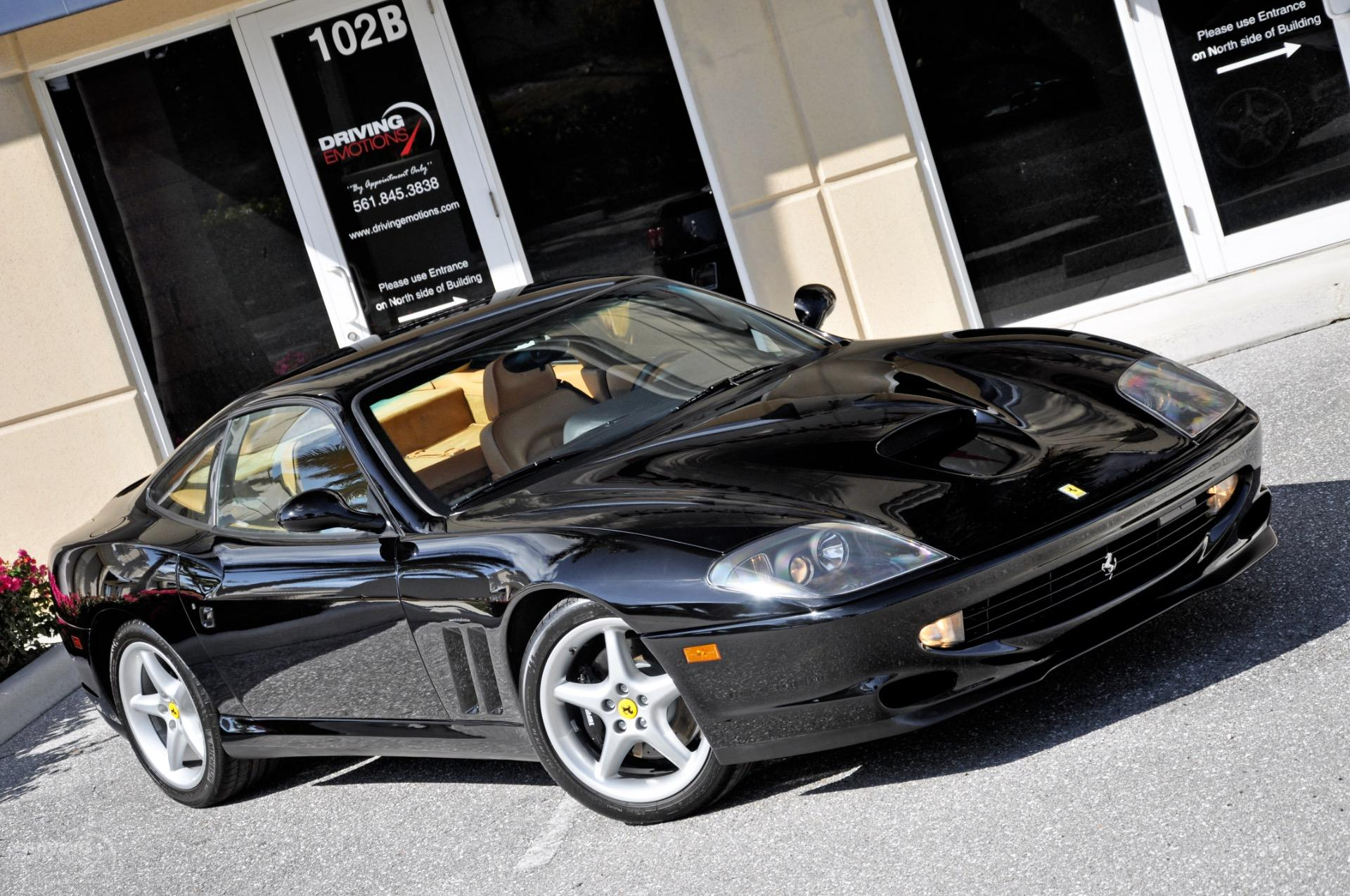 Used 1998 Ferrari 550 Maranello  | Lake Park, FL