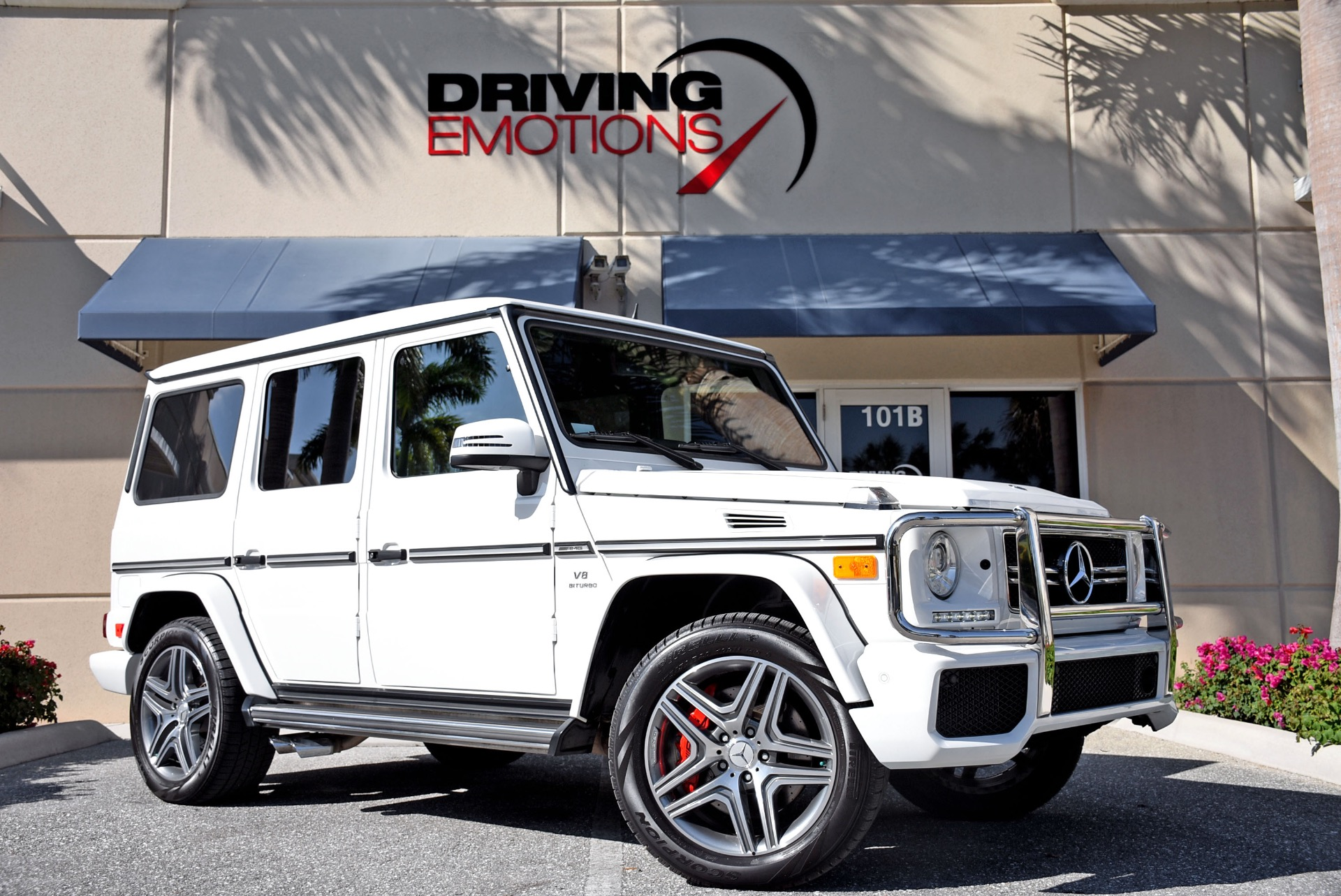 Used 2017 Mercedes Benz G63 Amg Lake Park Fl