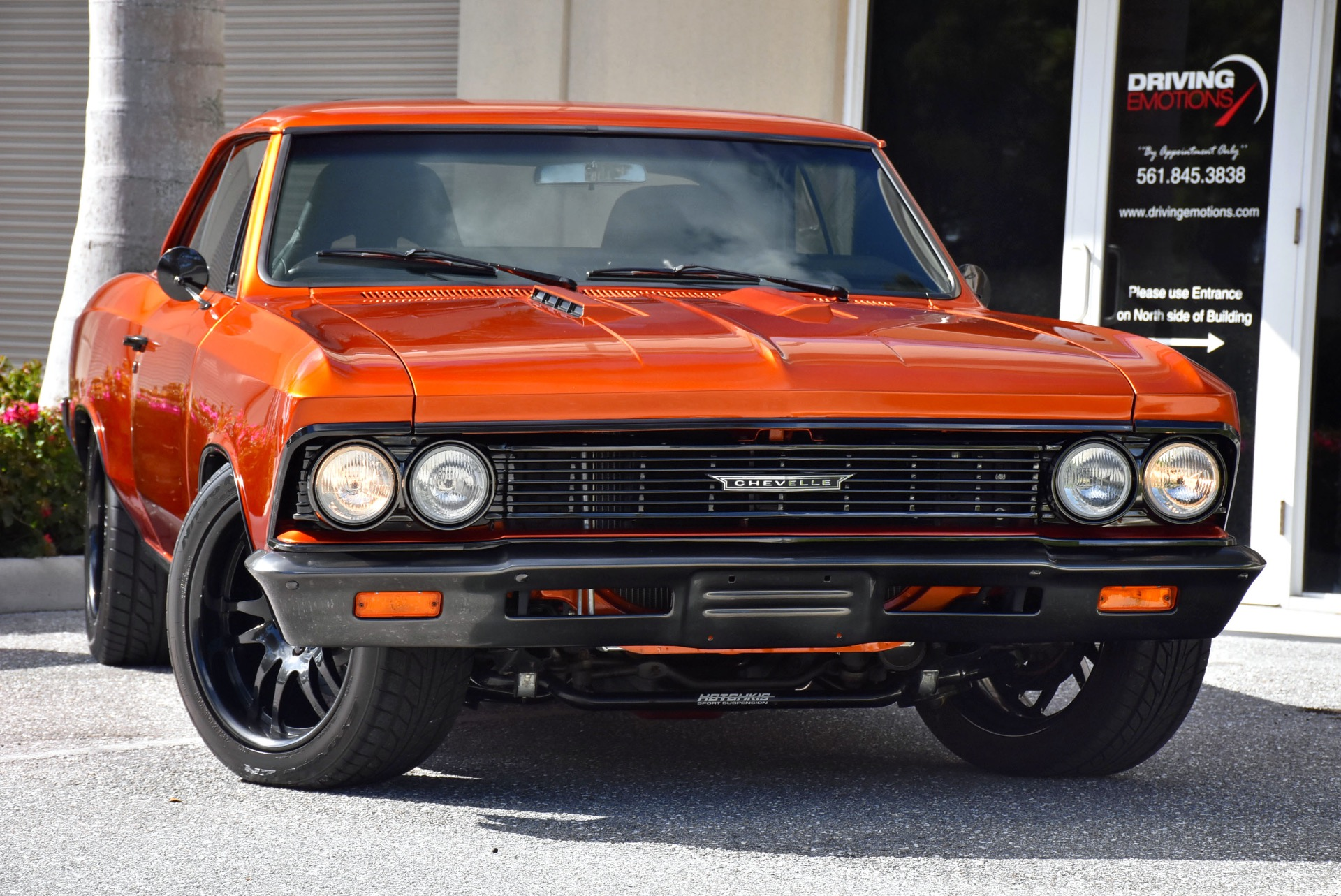 1966 Chevrolet Chevelle Resto Mod Stock # 5918 visit www