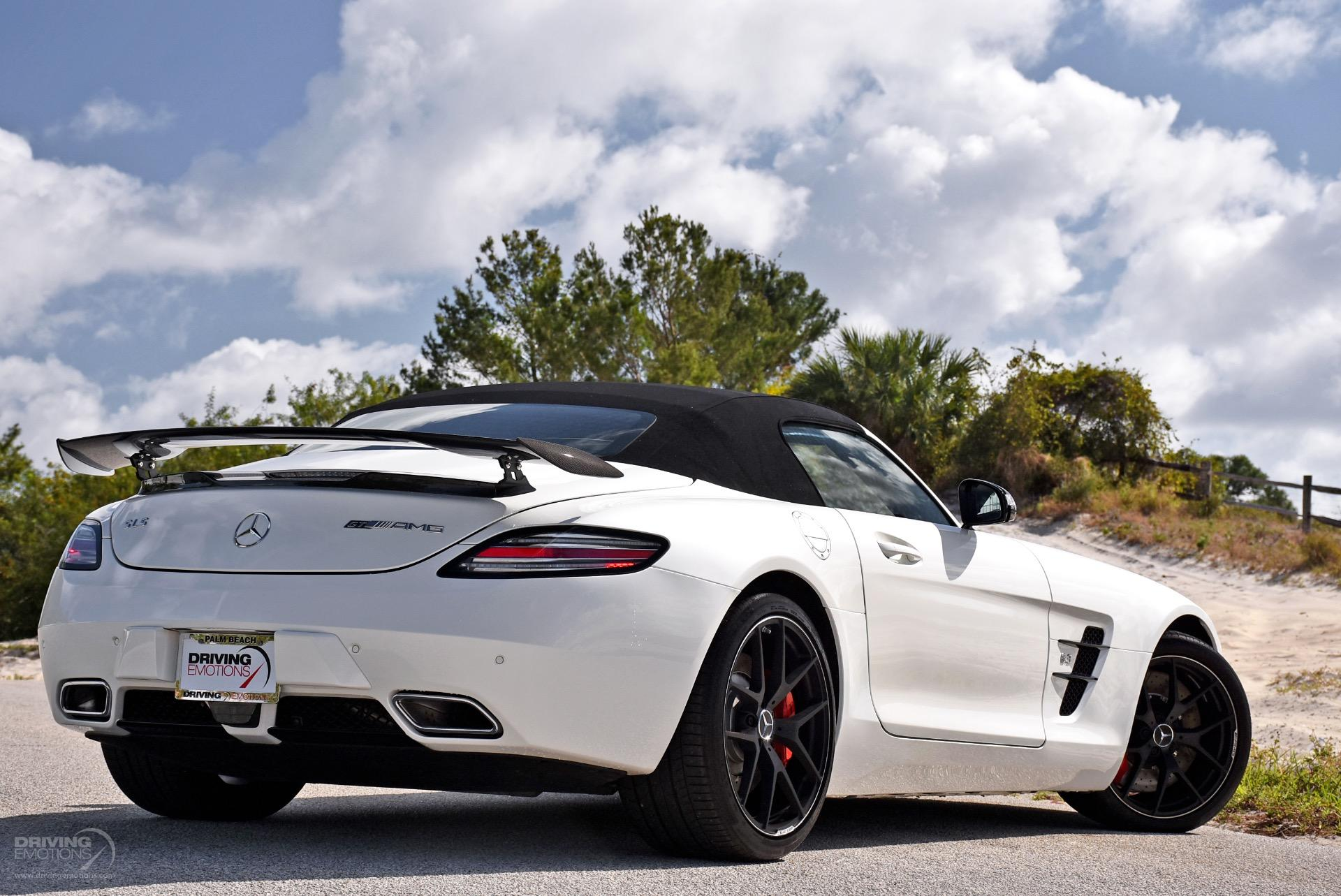 Porsche Approved Used >> 2015 Mercedes-Benz SLS AMG GT Roadster Final Edition GT Final Edition Stock # 5924 for sale near ...