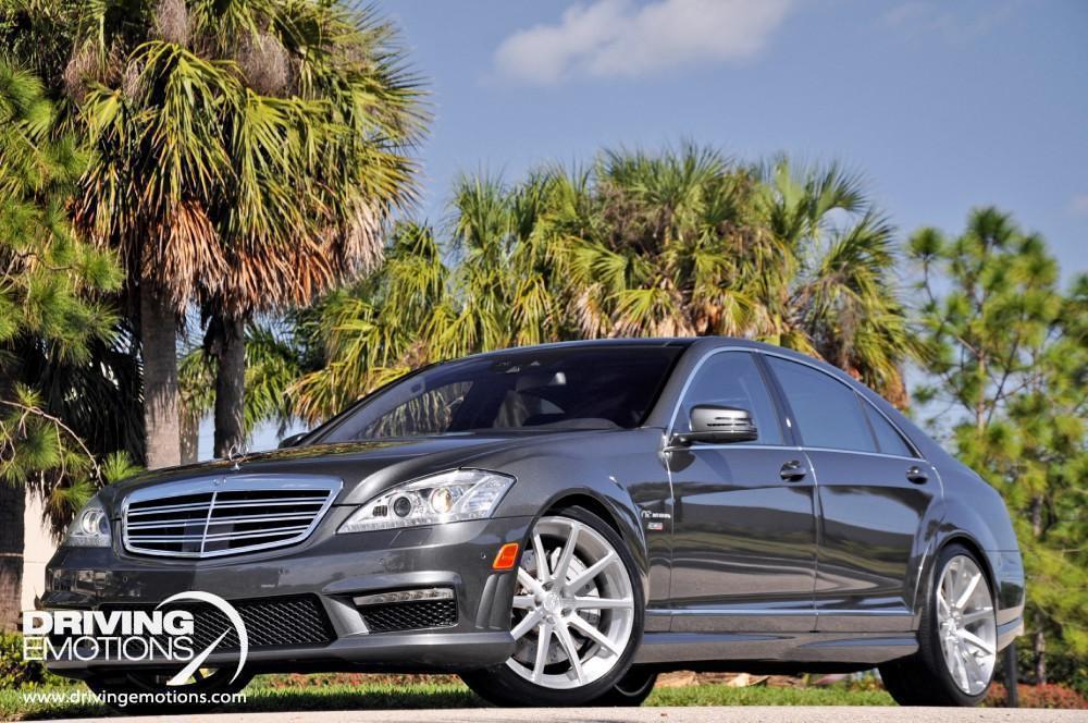 2011 mercedes benz s65 amg renntech s65 amg stock 5651 for Mercedes benz winter park
