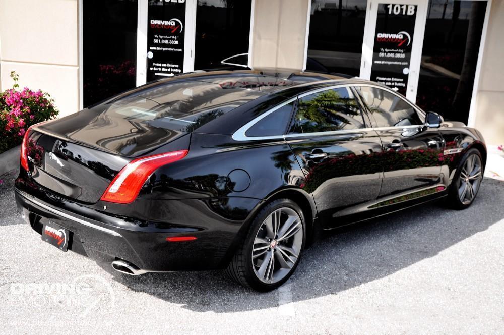Beautiful Used 2011 Jaguar XJL Supercharged Supersport Supersport | Lake Park, FL