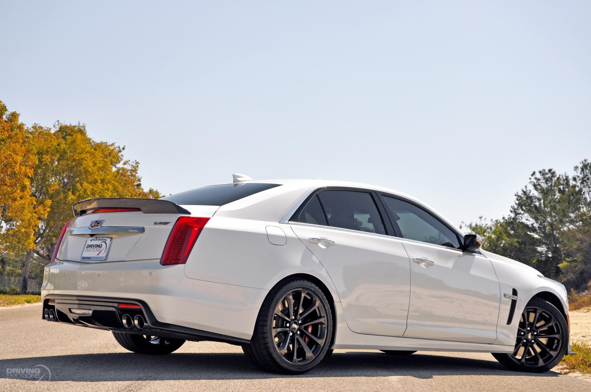 2016 Cadillac Cts V Stock 5936 For Sale Near Lake Park