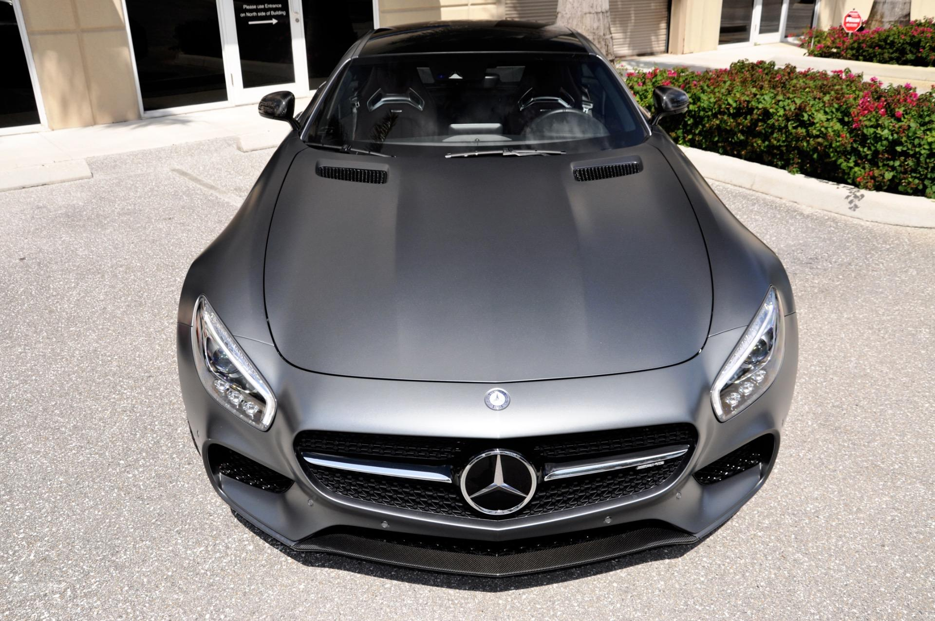 2016 mercedes benz amg gt s s stock 5937 for sale near for Mercedes benz dealers south florida