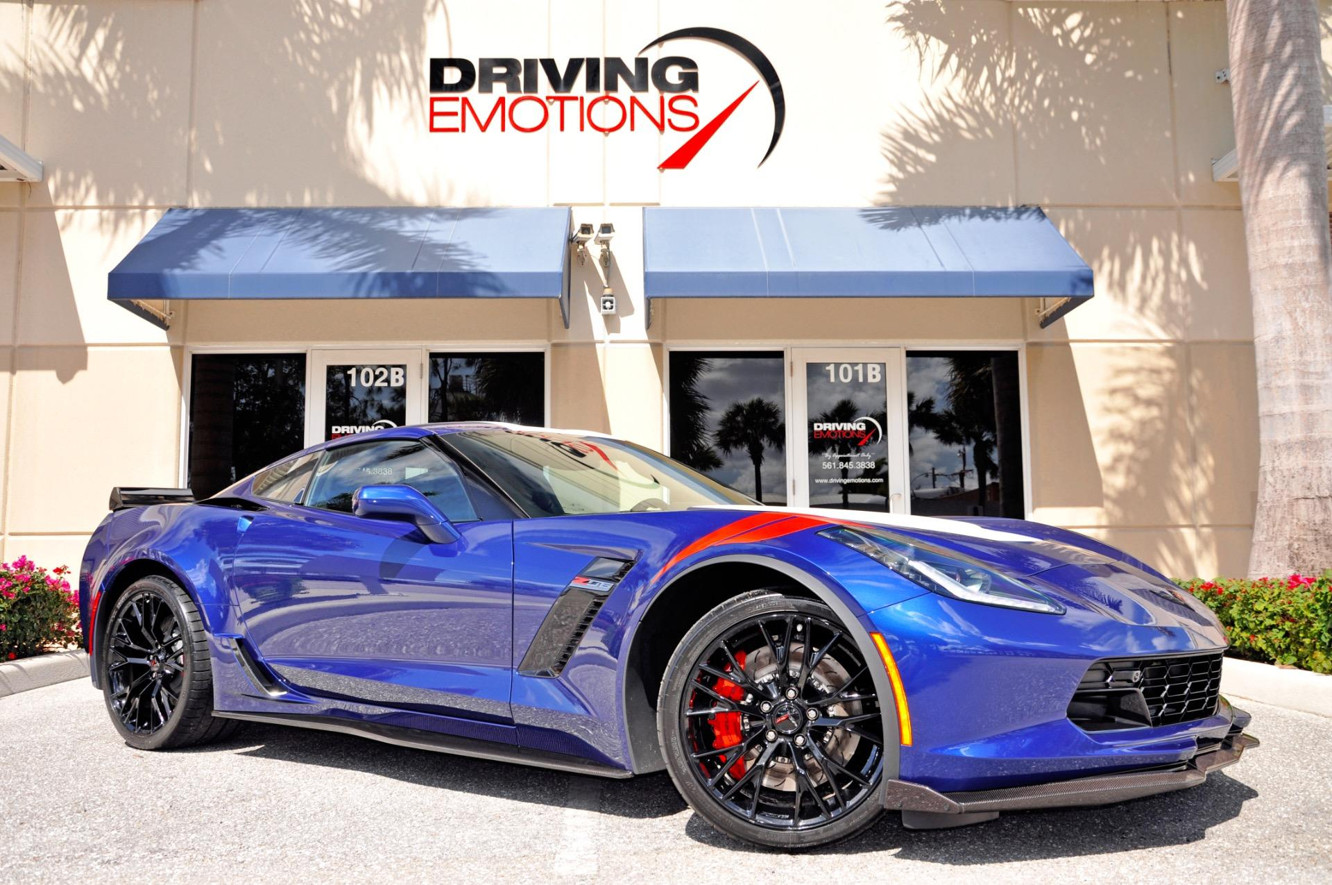 2016 Chevrolet Corvette Z06 Coupe Z06 2LZ Coupe Stock 5939 for