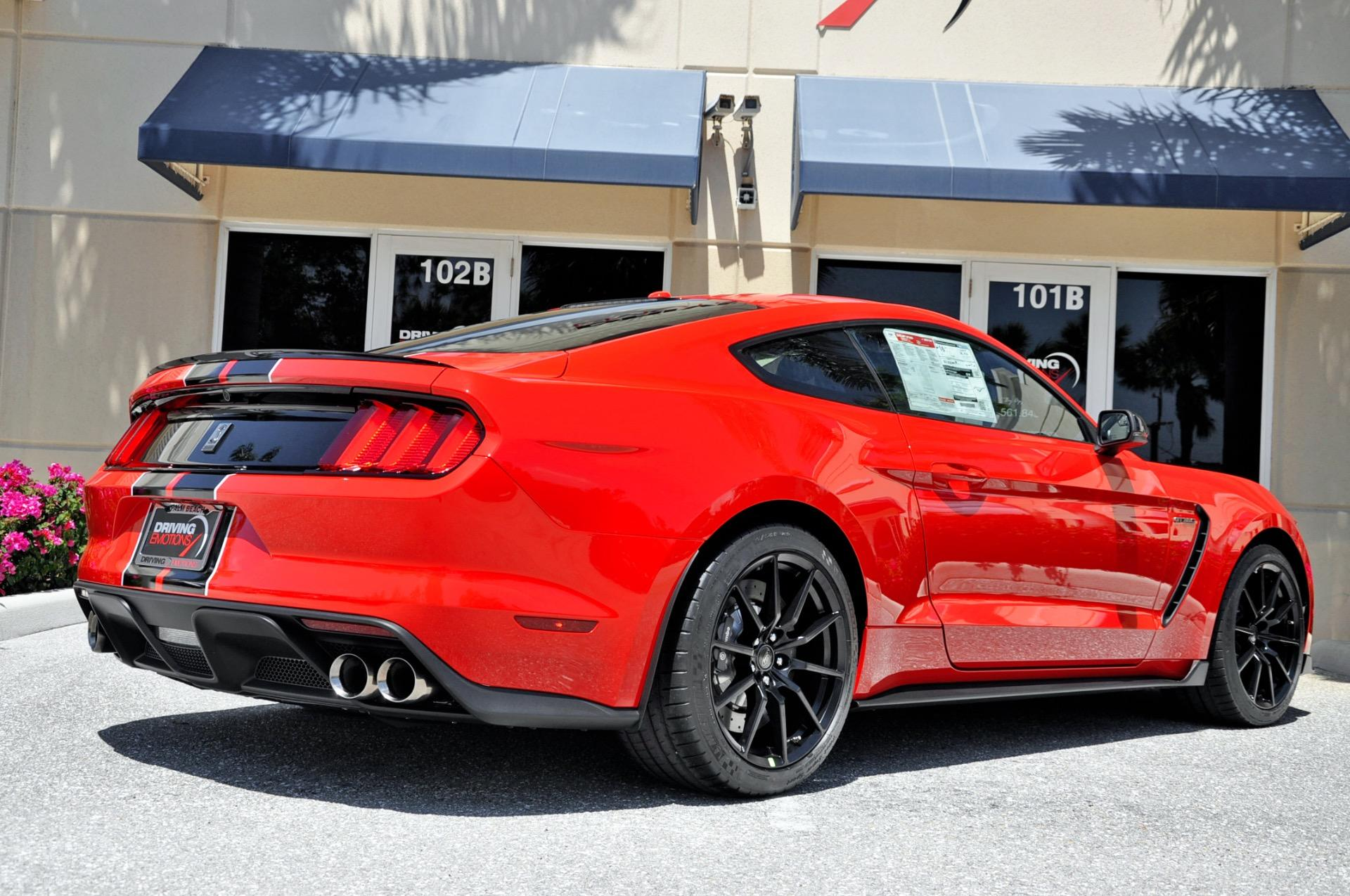 Used 2015 Ford Mustang Shelby GT350 Shelby GT350 | Lake Park, FL