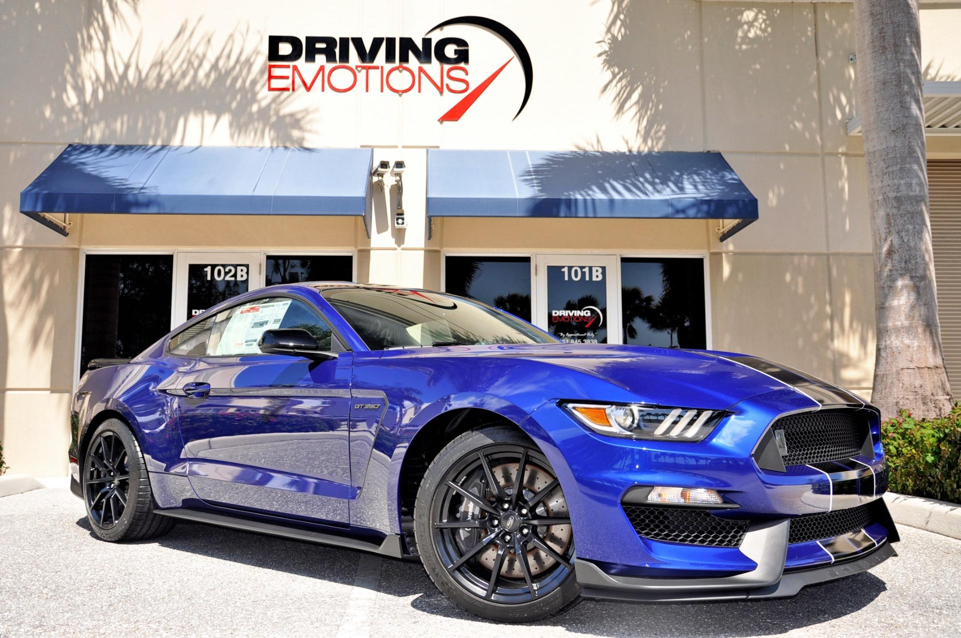 Used 2015 ford mustang shelby gt350 shelby gt350 track package lake park fl