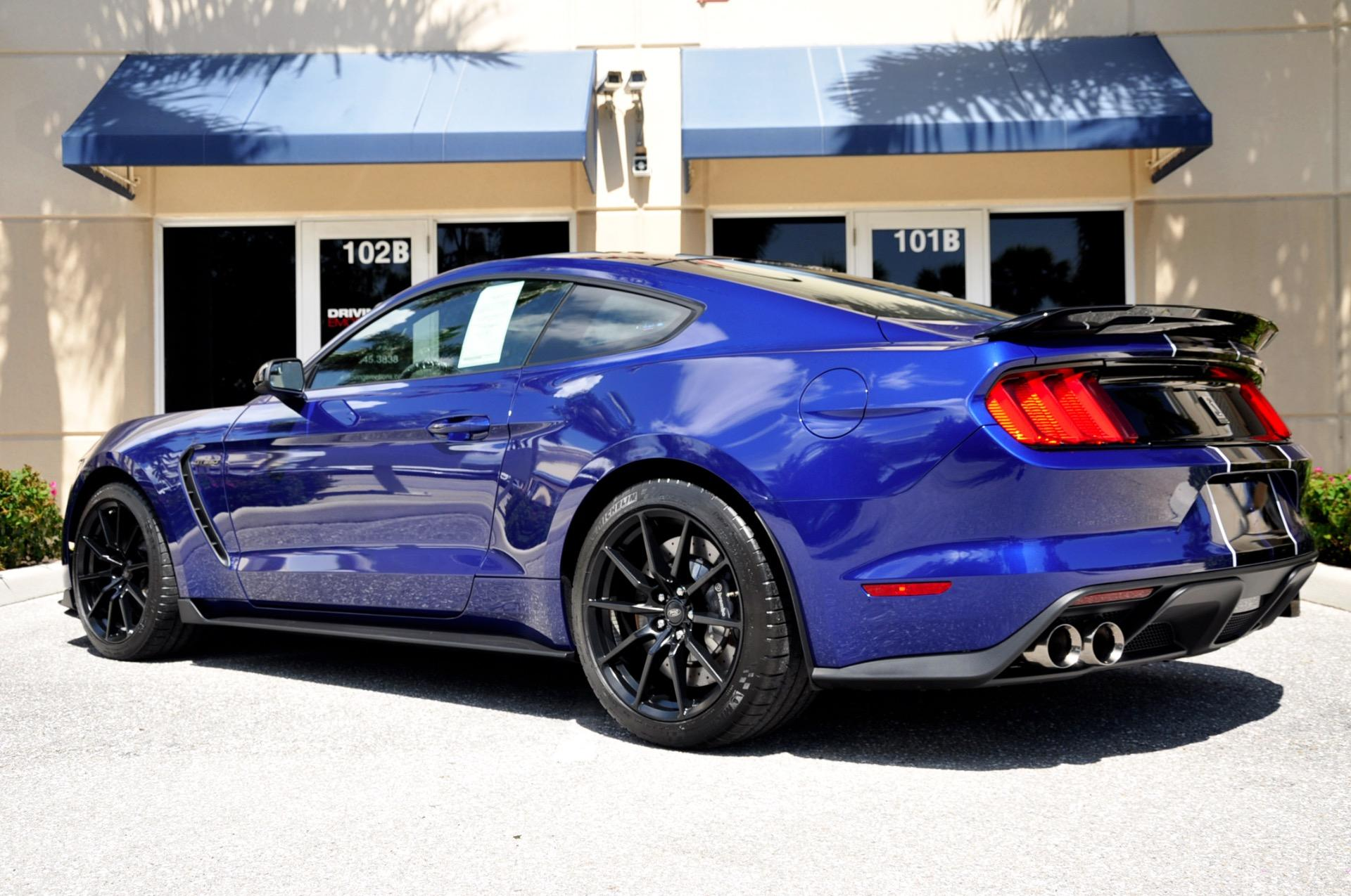 Used 2015 Ford Mustang Shelby GT350 Shelby GT350 Track Package | Lake Park, FL